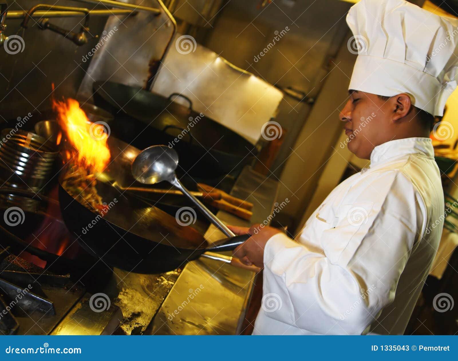 Kockmatlagning