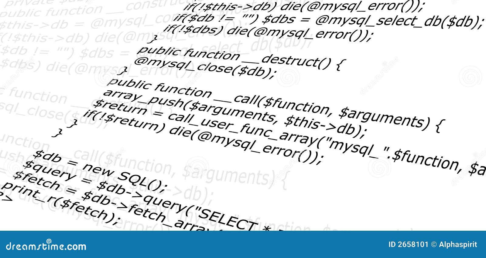 Kod programowania źródeł sieci