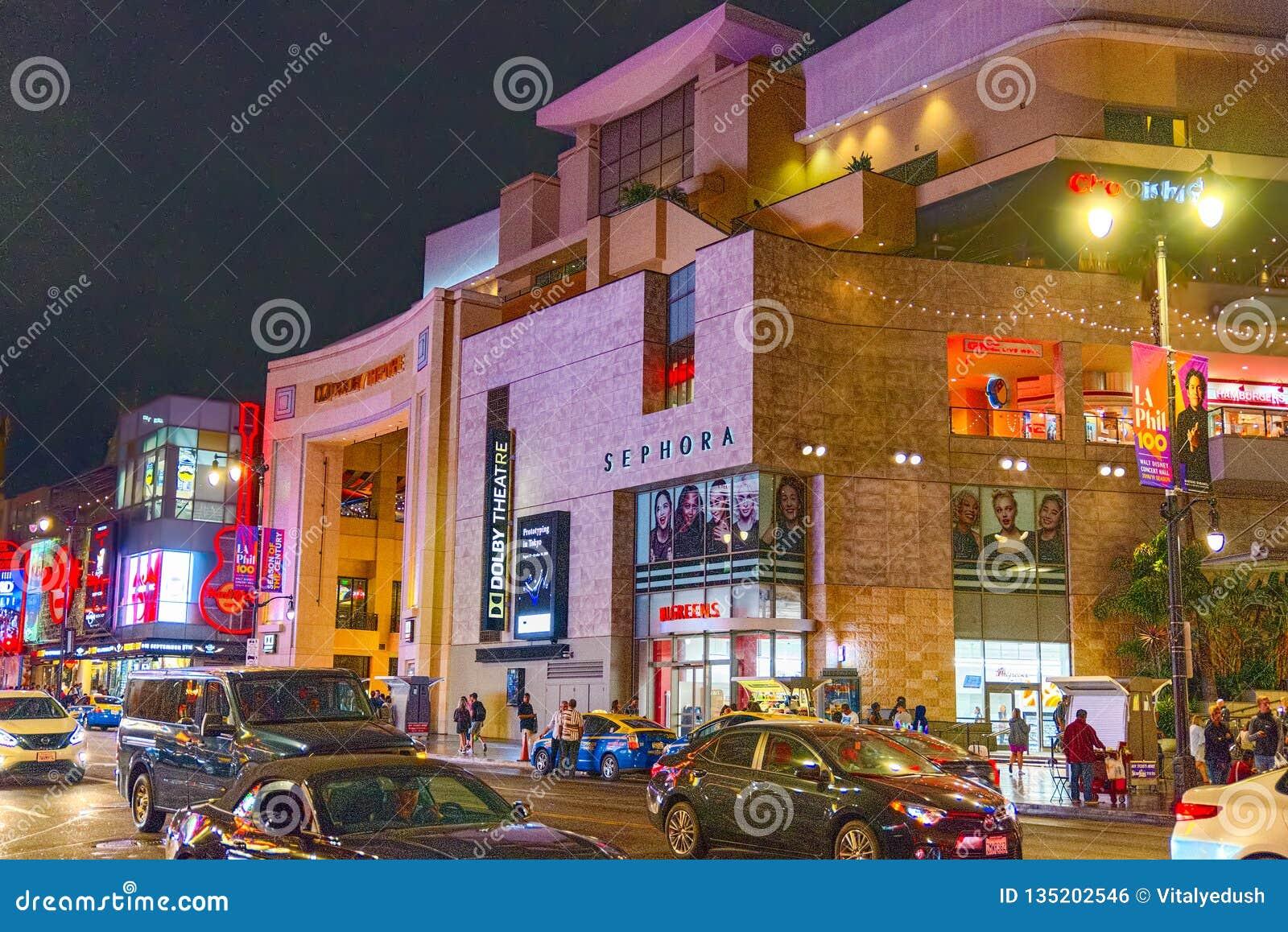 Kodaka teatru Dolby dokąd roczna nagroda filmowa przedstawia