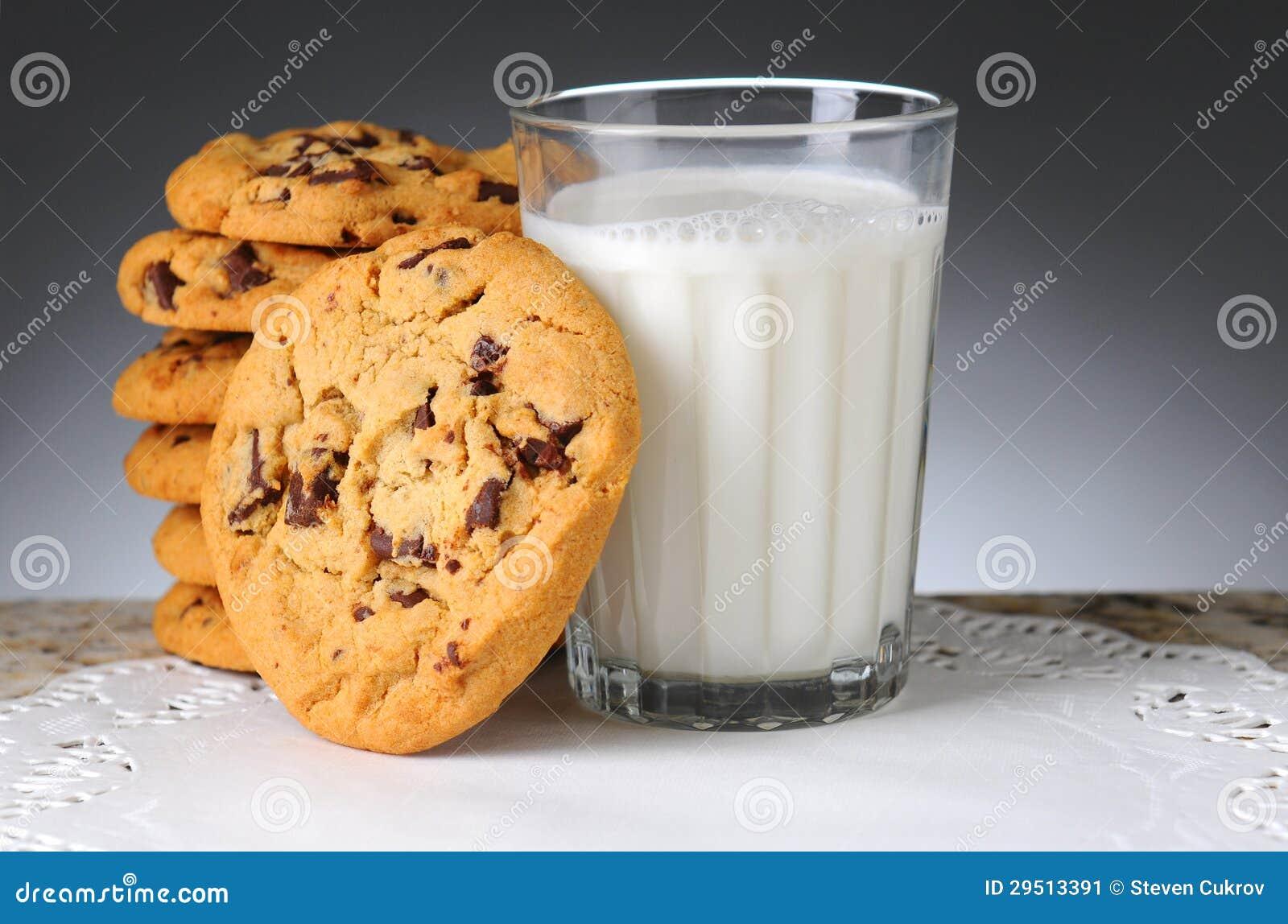 Koekjes en Melk