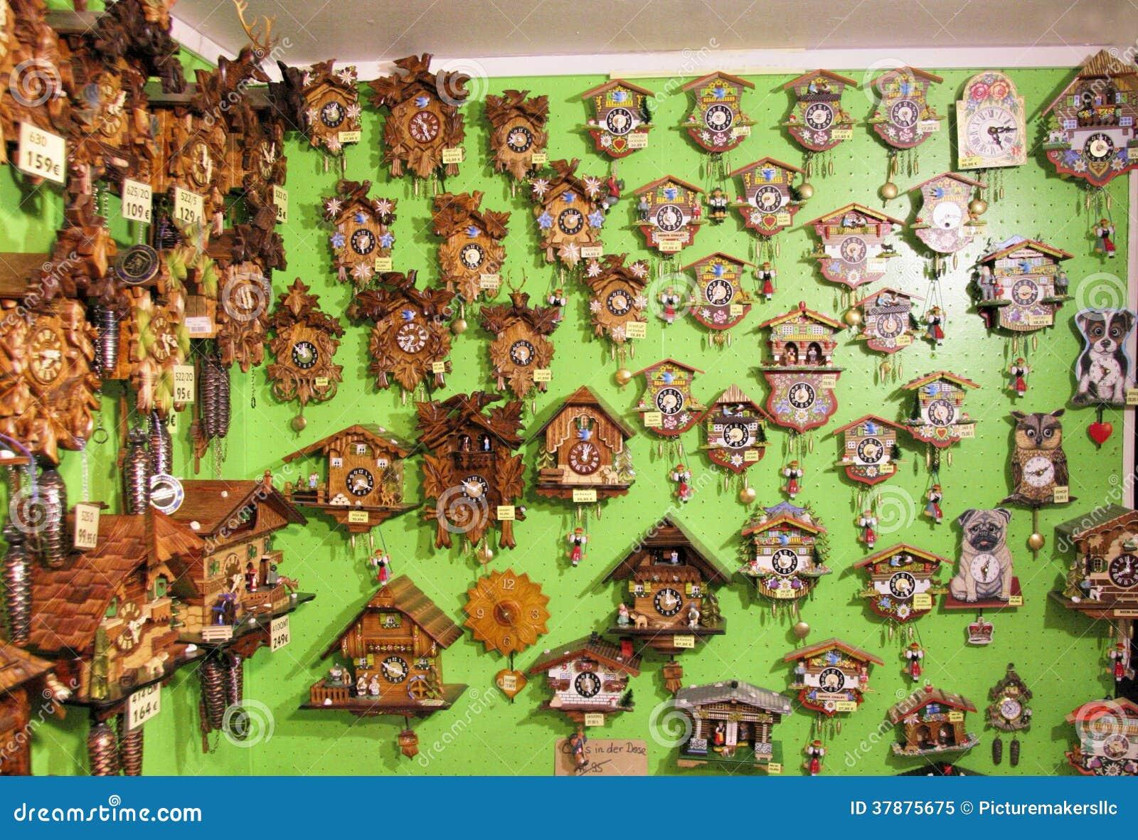 Koekoeksklokken, Duitsland