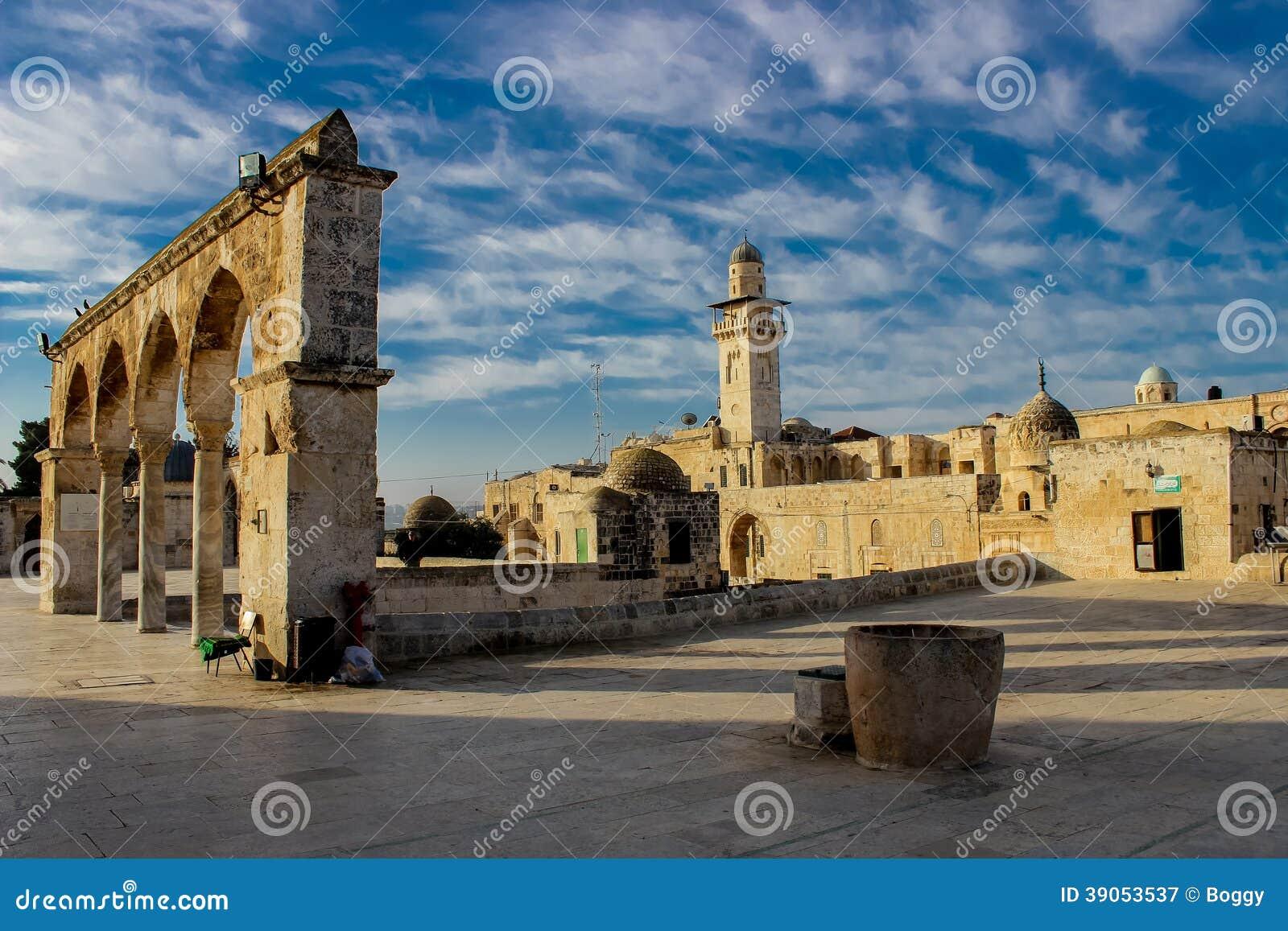 Koepel van de Rots in Jeruzalem
