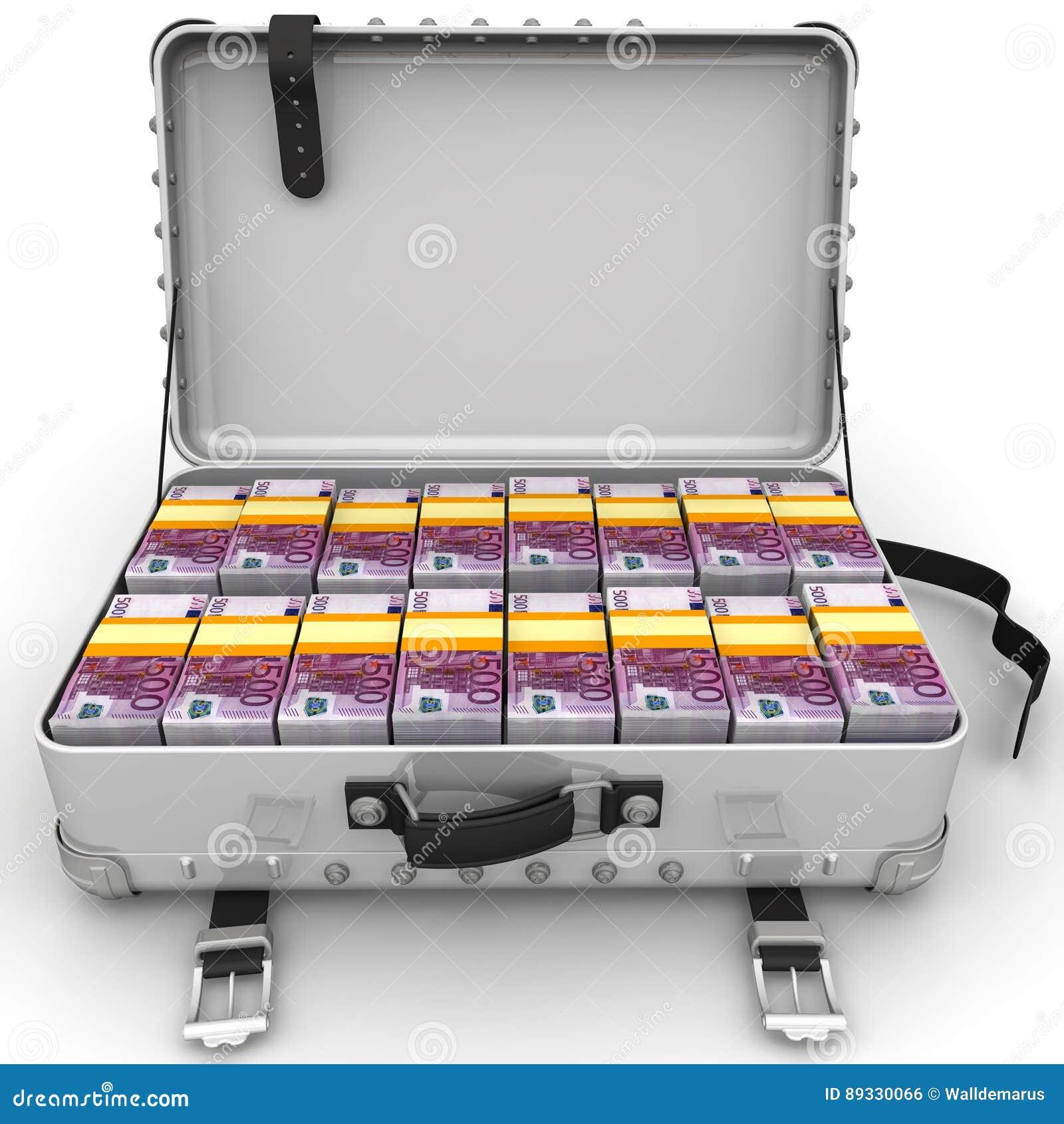 Ein Koffer Voller Geld