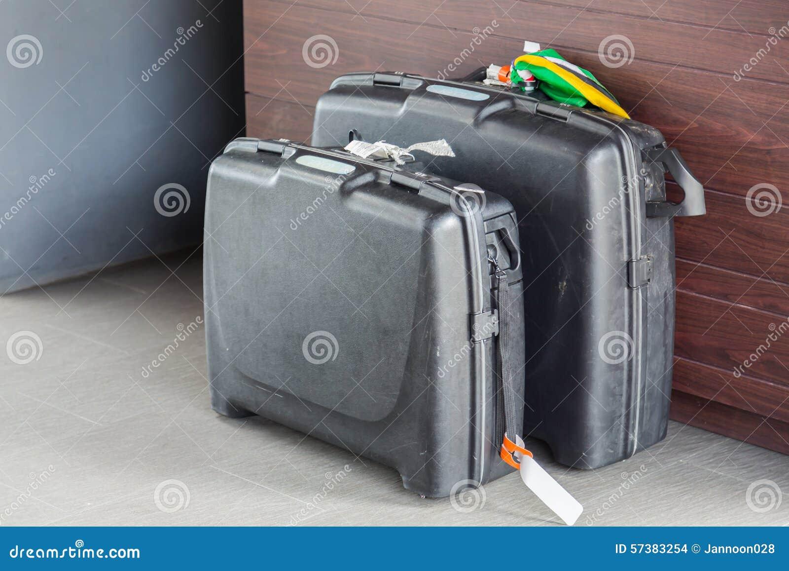 Koffers en reiszak