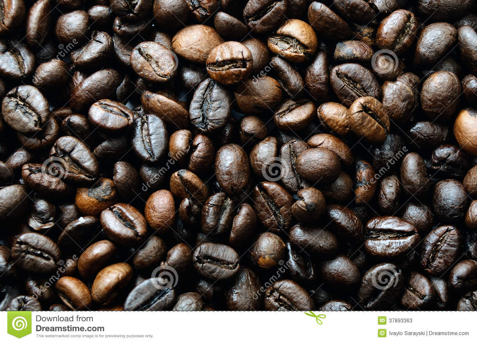 Koffie beens
