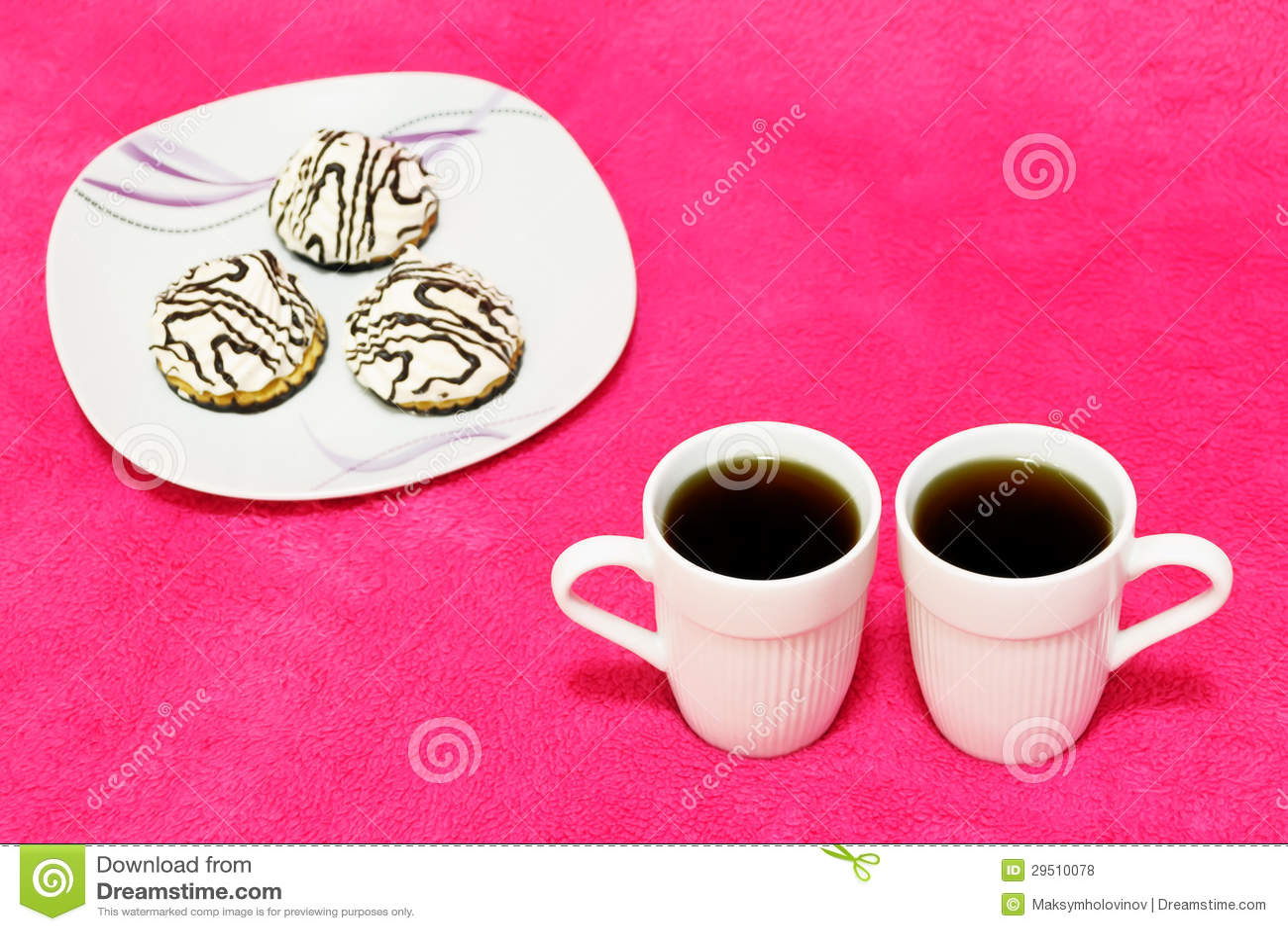Koffie en cake
