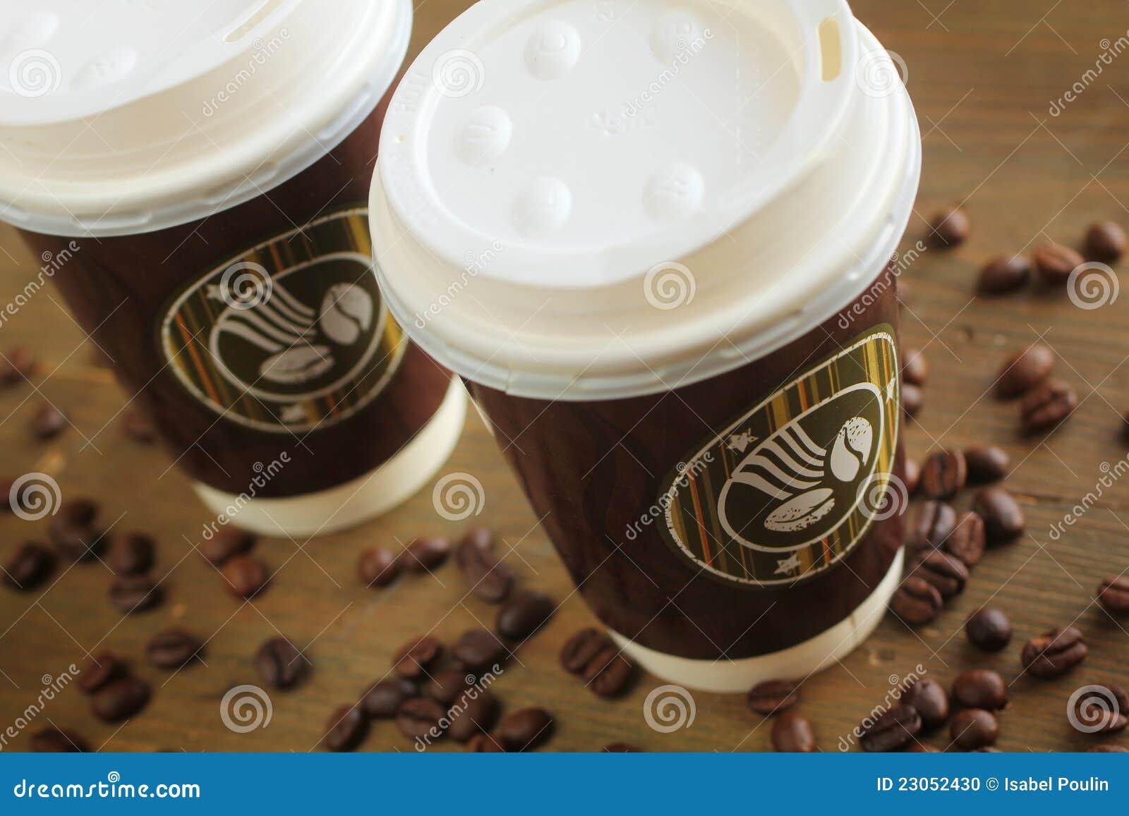 Koffie om te gaan