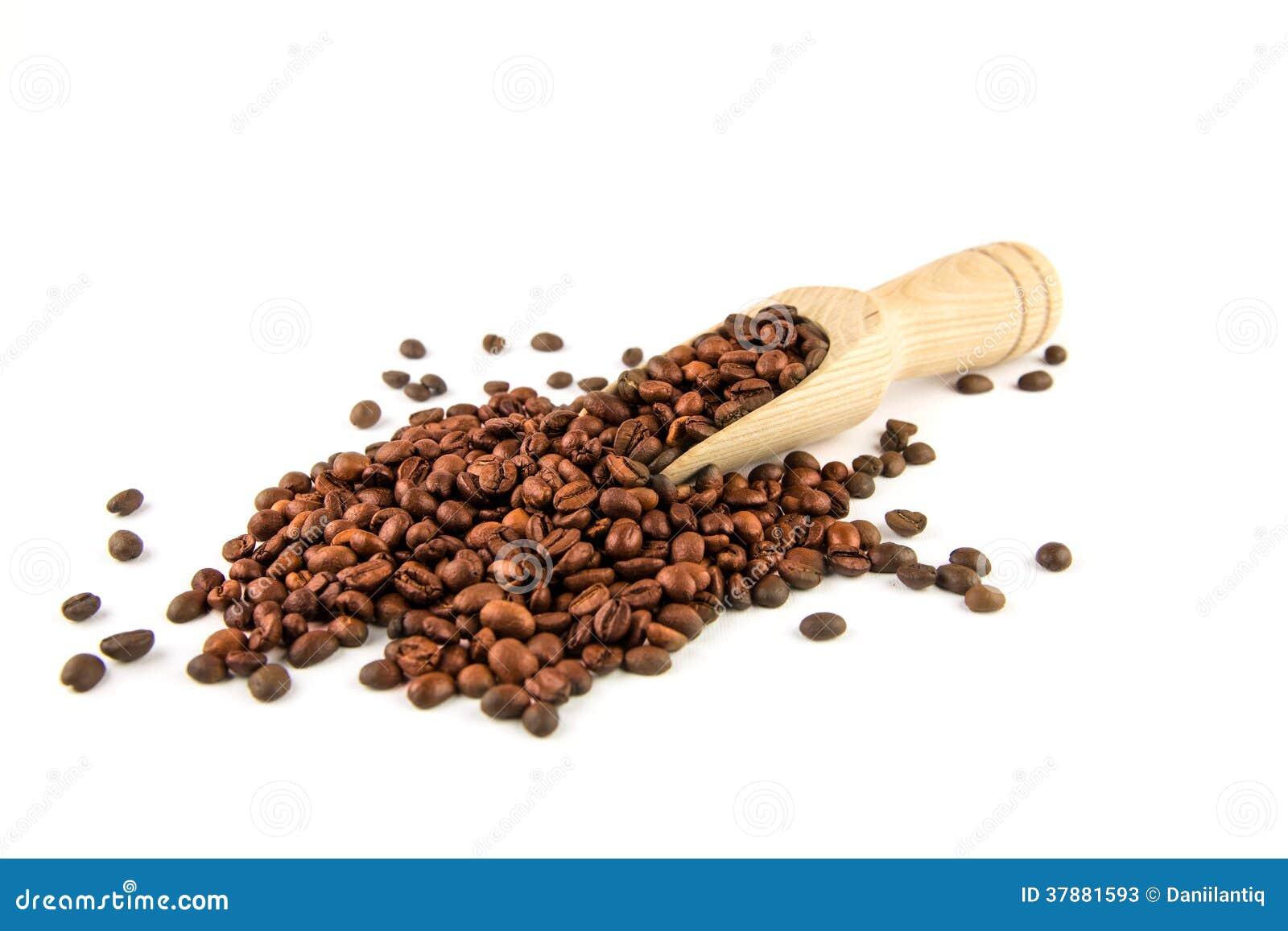 Koffieachtergrond