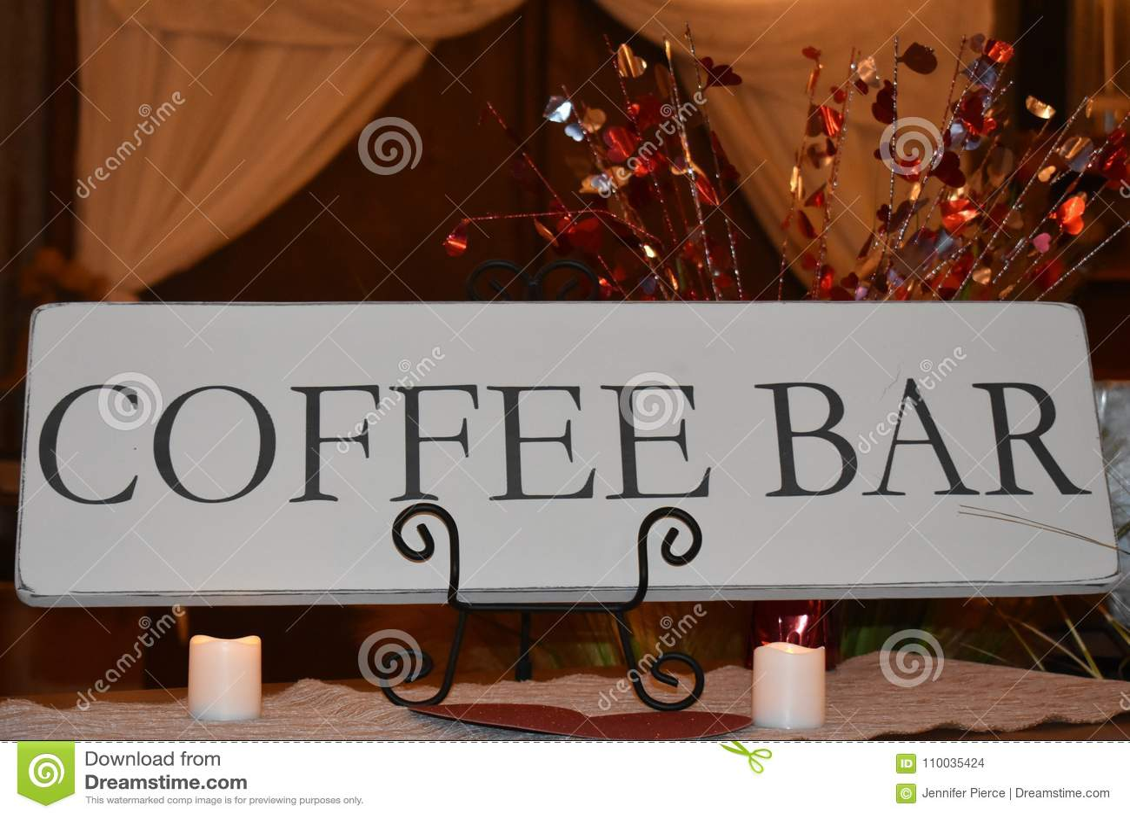 Koffiebarteken