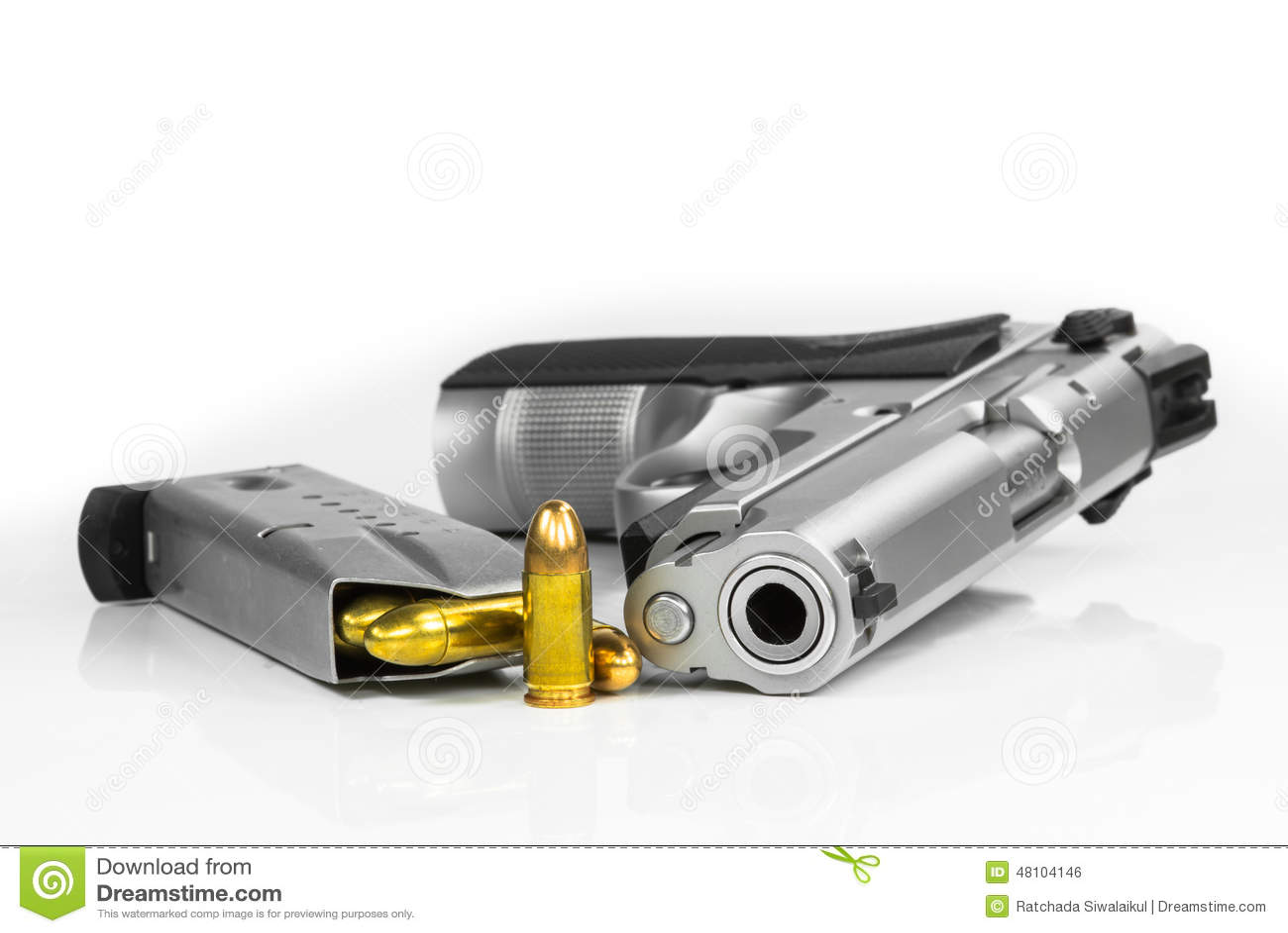 Kogels met het kanon
