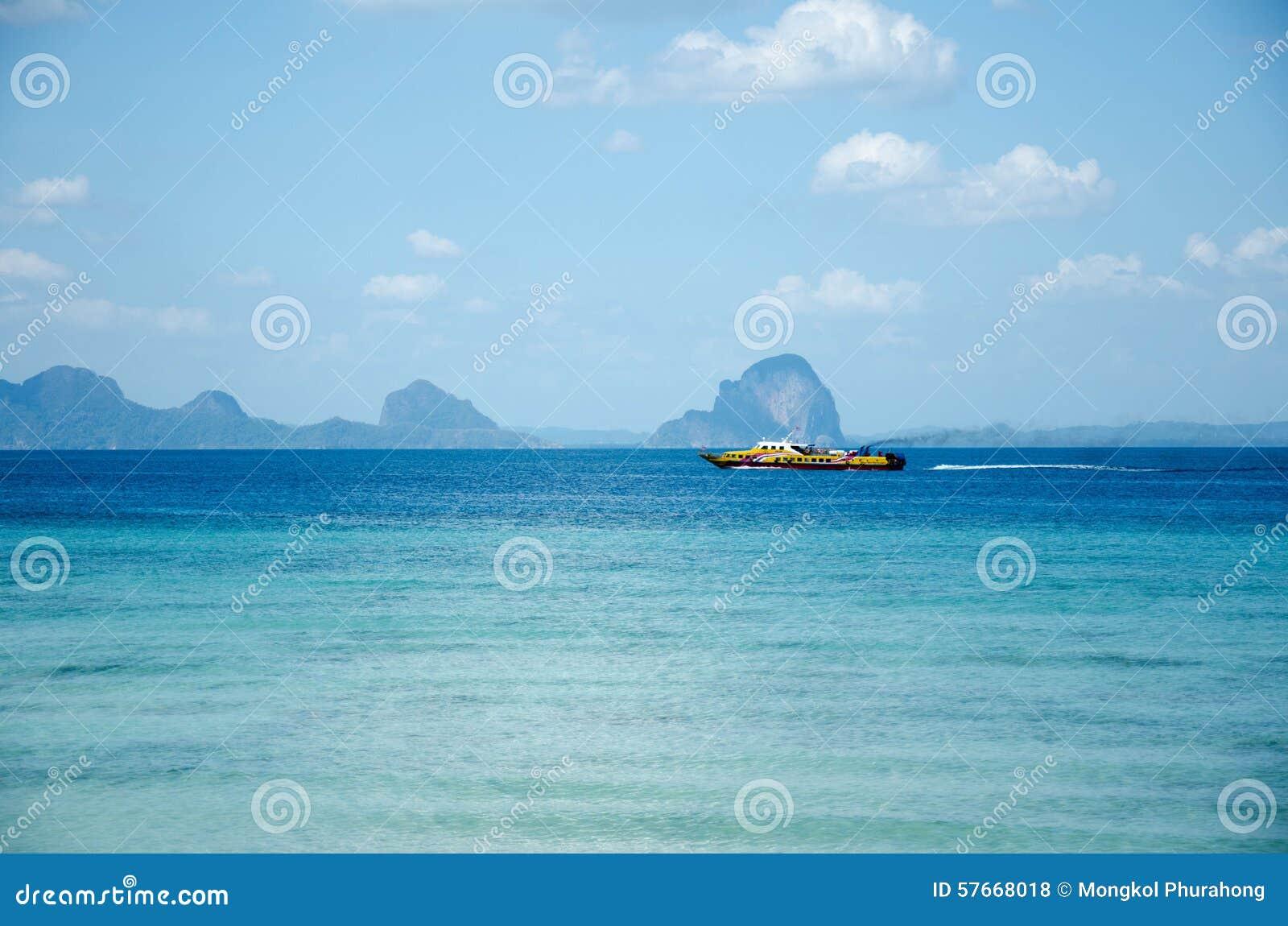 Koh Hai wyspy Thailand