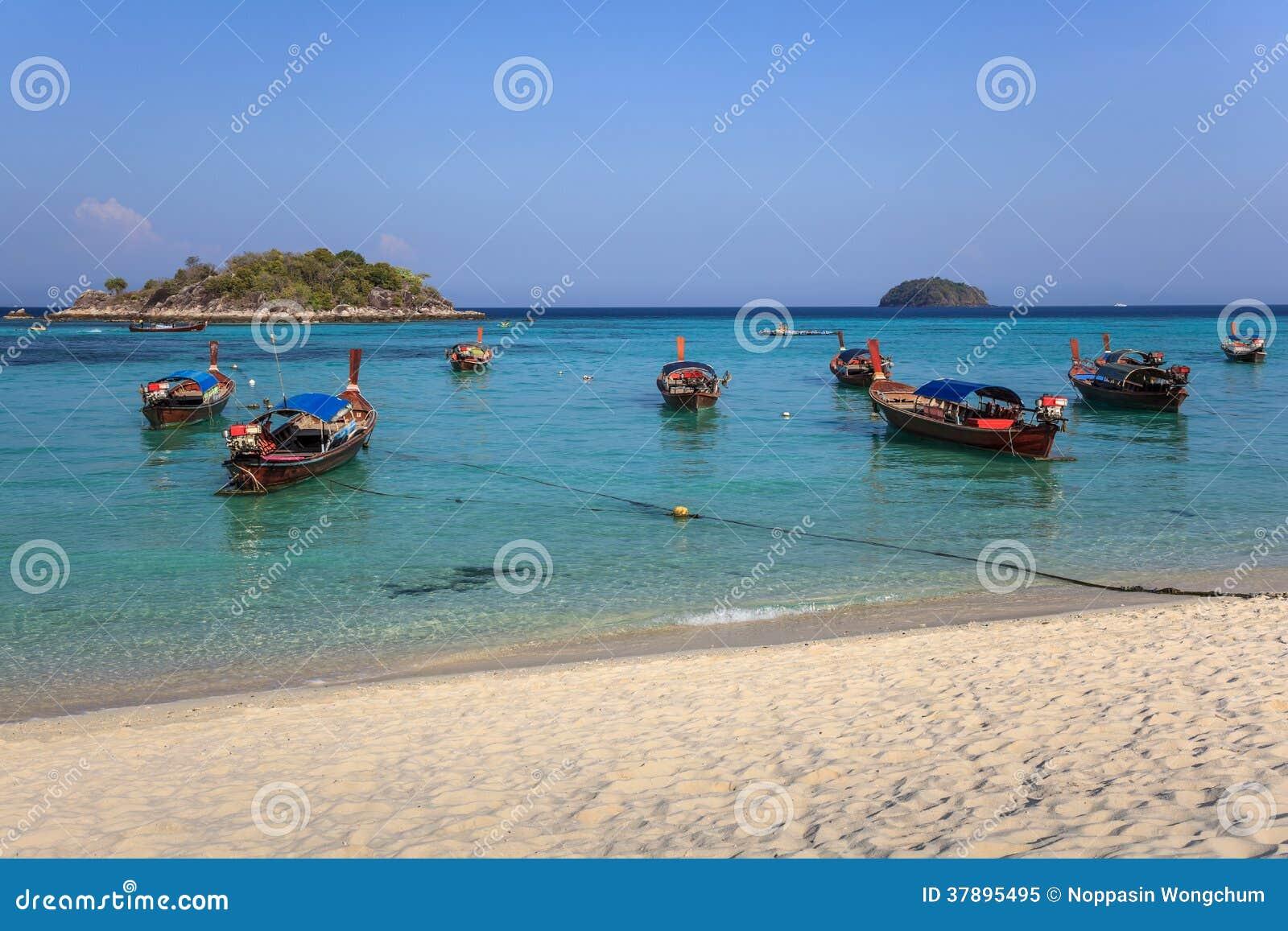 Koh Lipe-eiland, Thailand