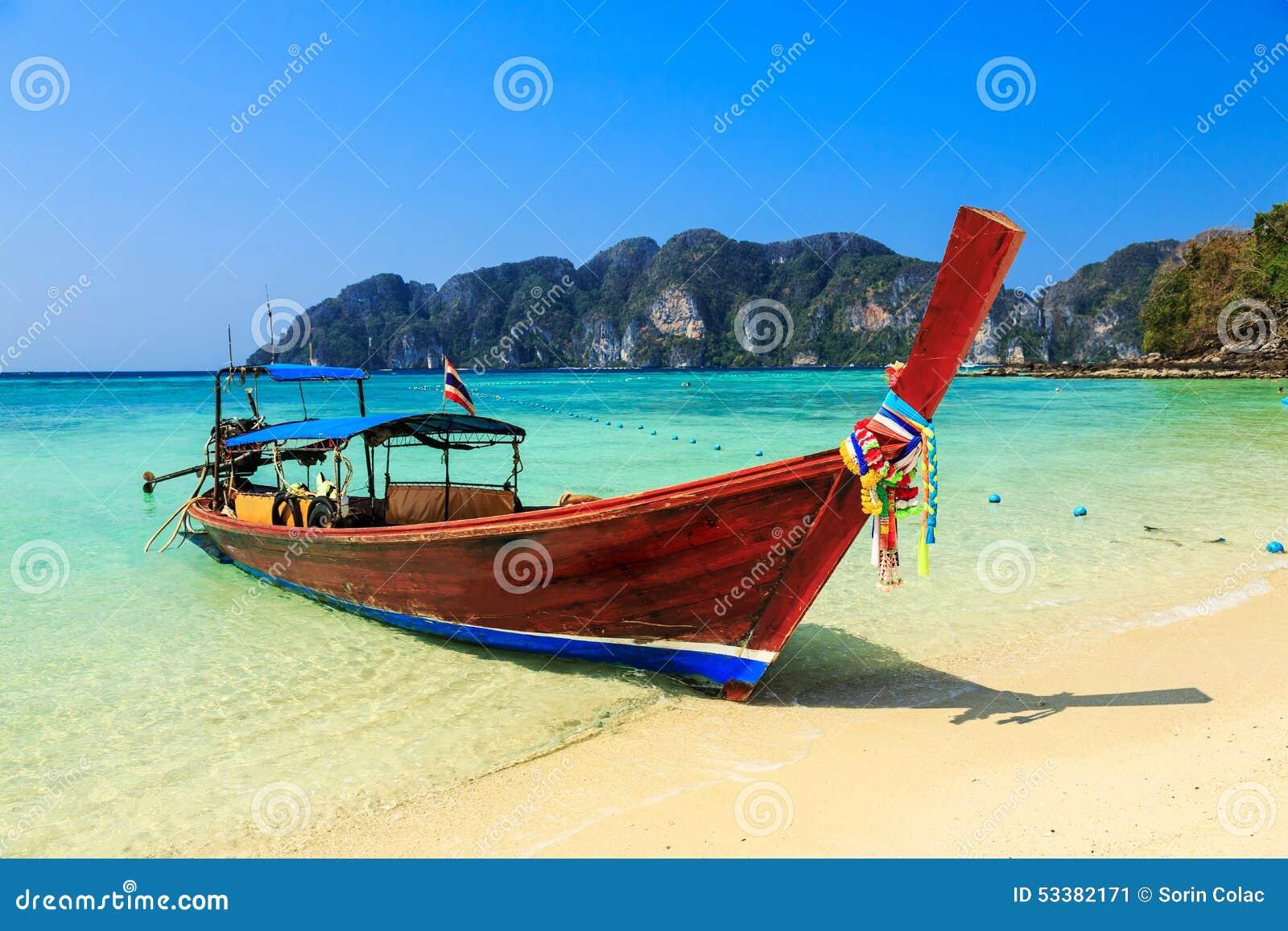 Koh Phi Phi Island, Tailandia