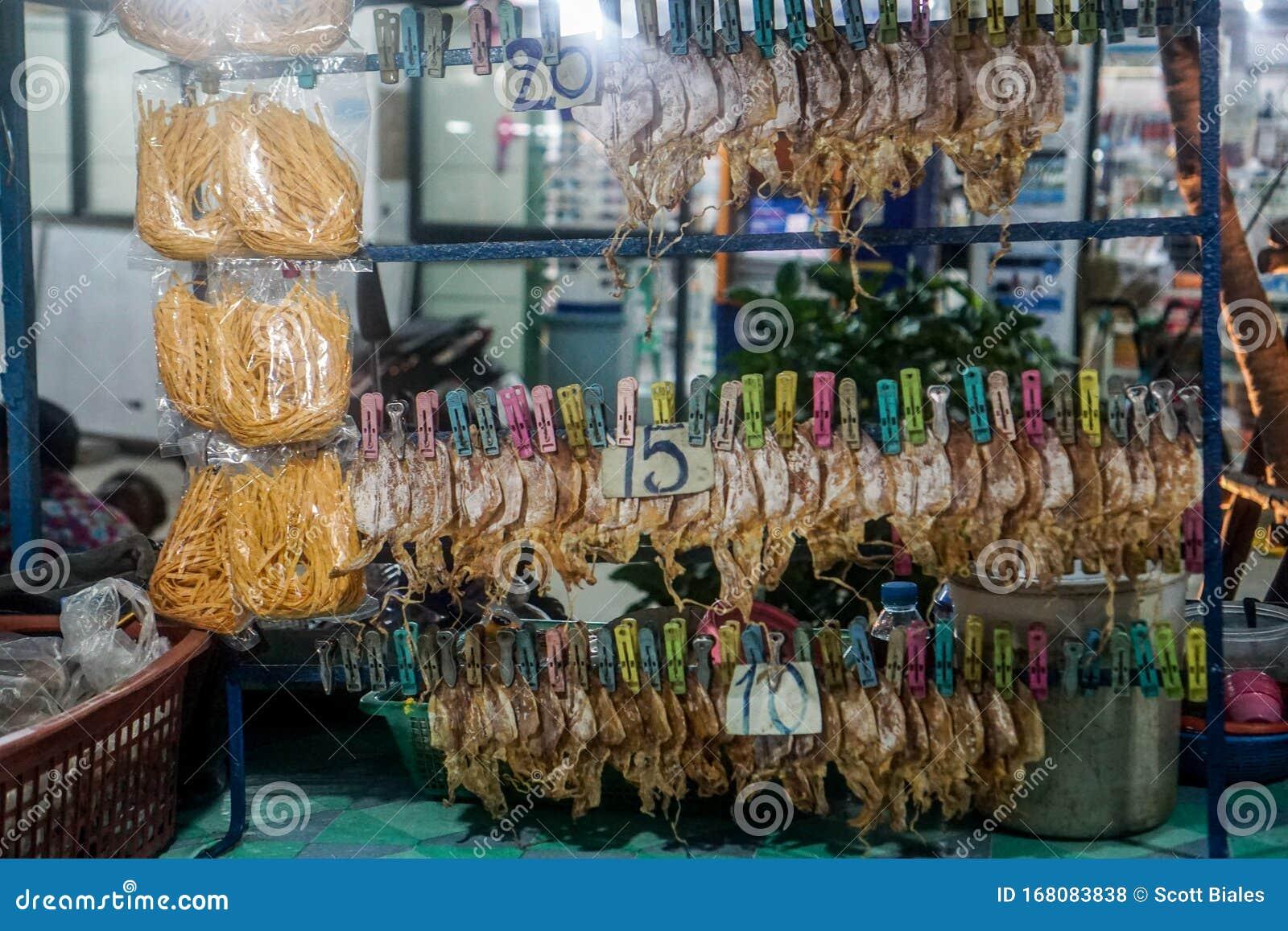 Koh Samui, Cibo Thailandese Fotografia Stock Editoriale ...