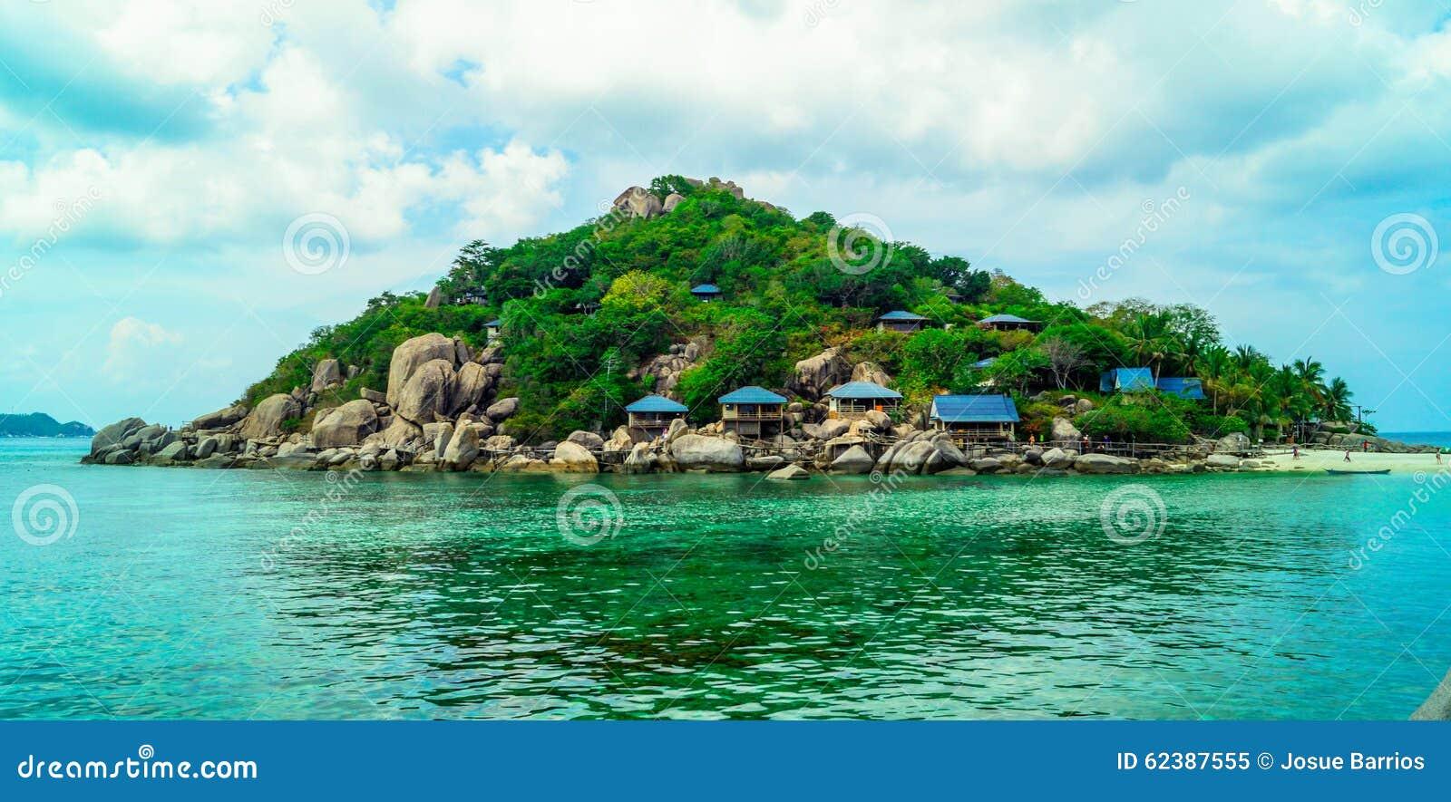 KOH TAO wyspa