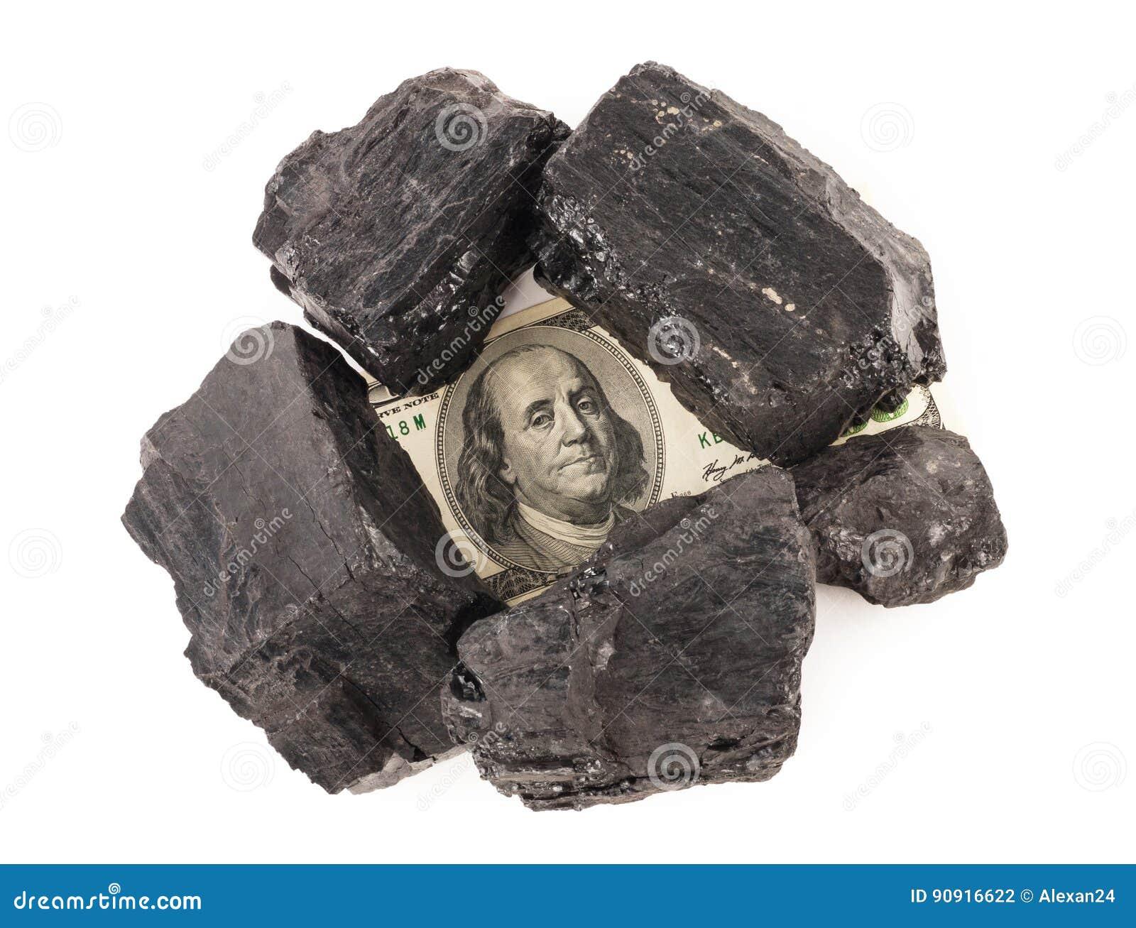 Kohle und Geld