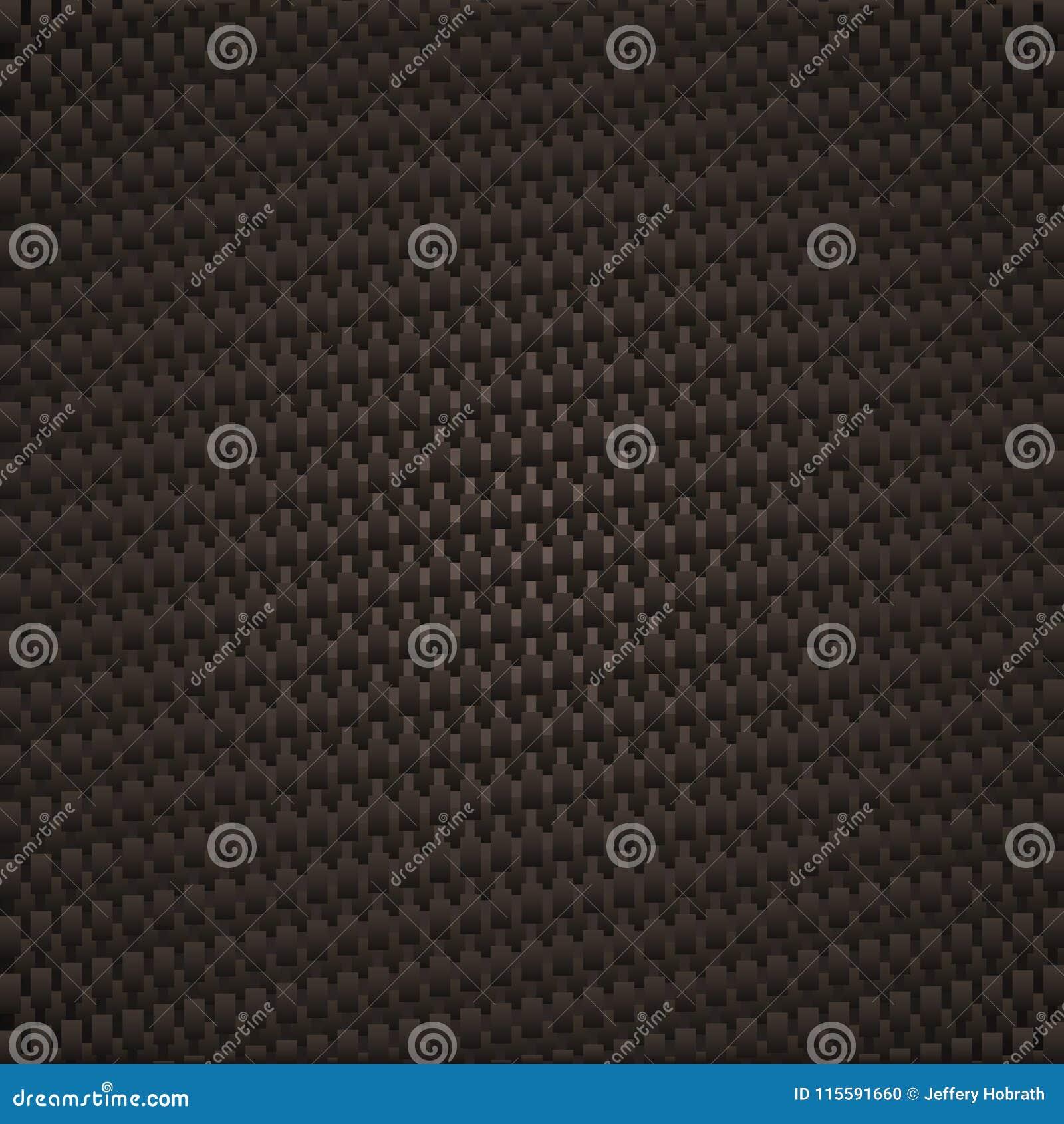 Kohlenstoff-Faser-Vektor-Grafik-Hintergrund