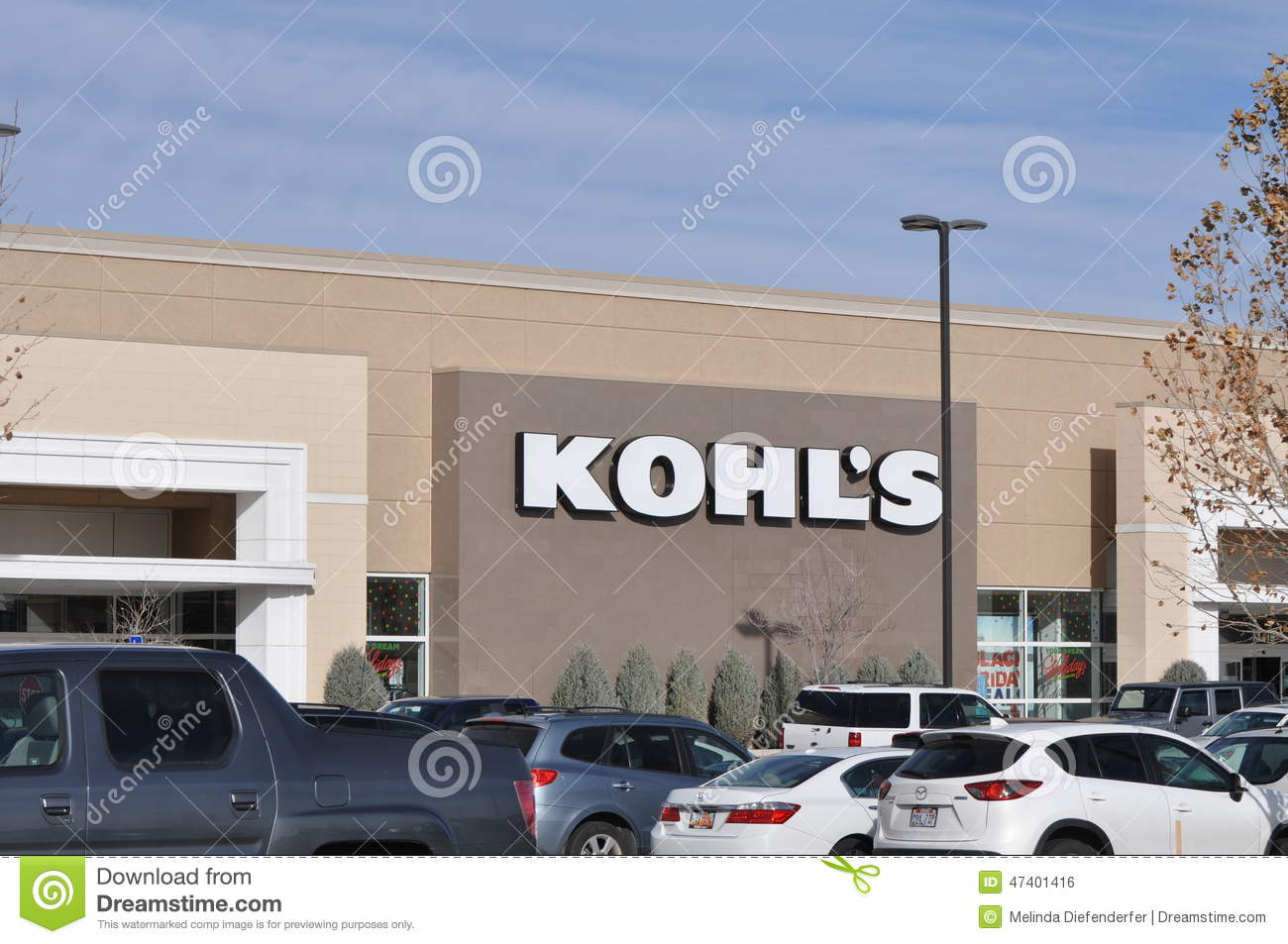 Call kohls clothing store