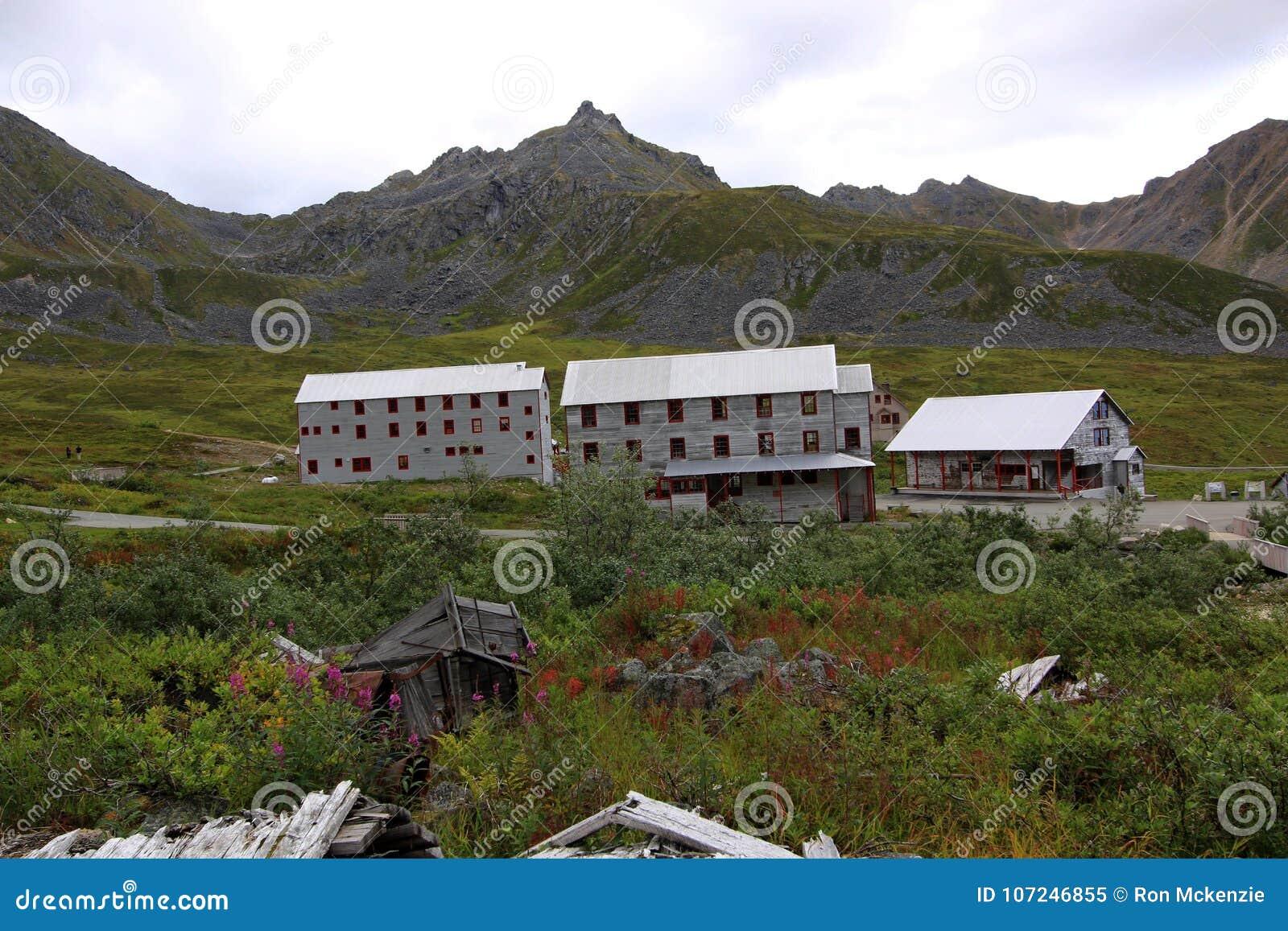 Koja domy i łomotać sala na Hatcher przepustki kopalni