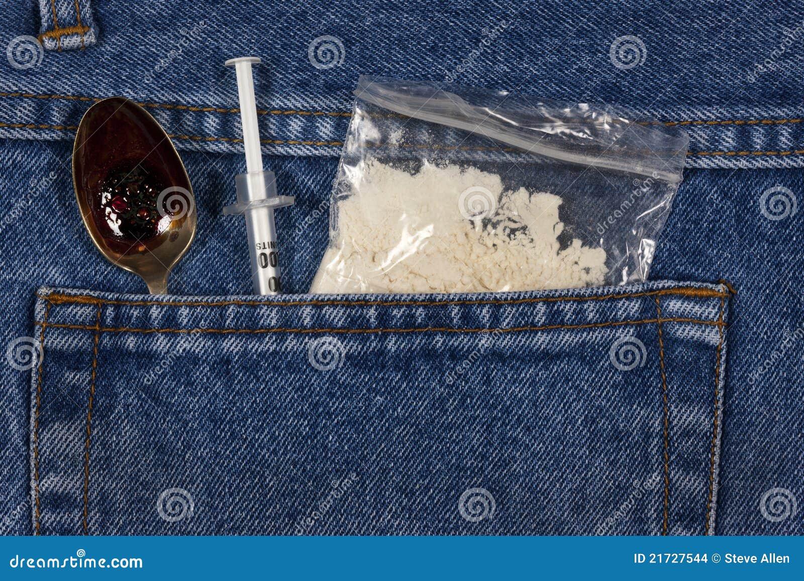 Kokain - Drogenmissbrauch
