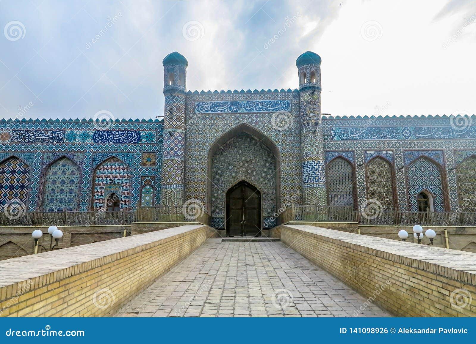 Kokand Khudoyar Khan Palace 02