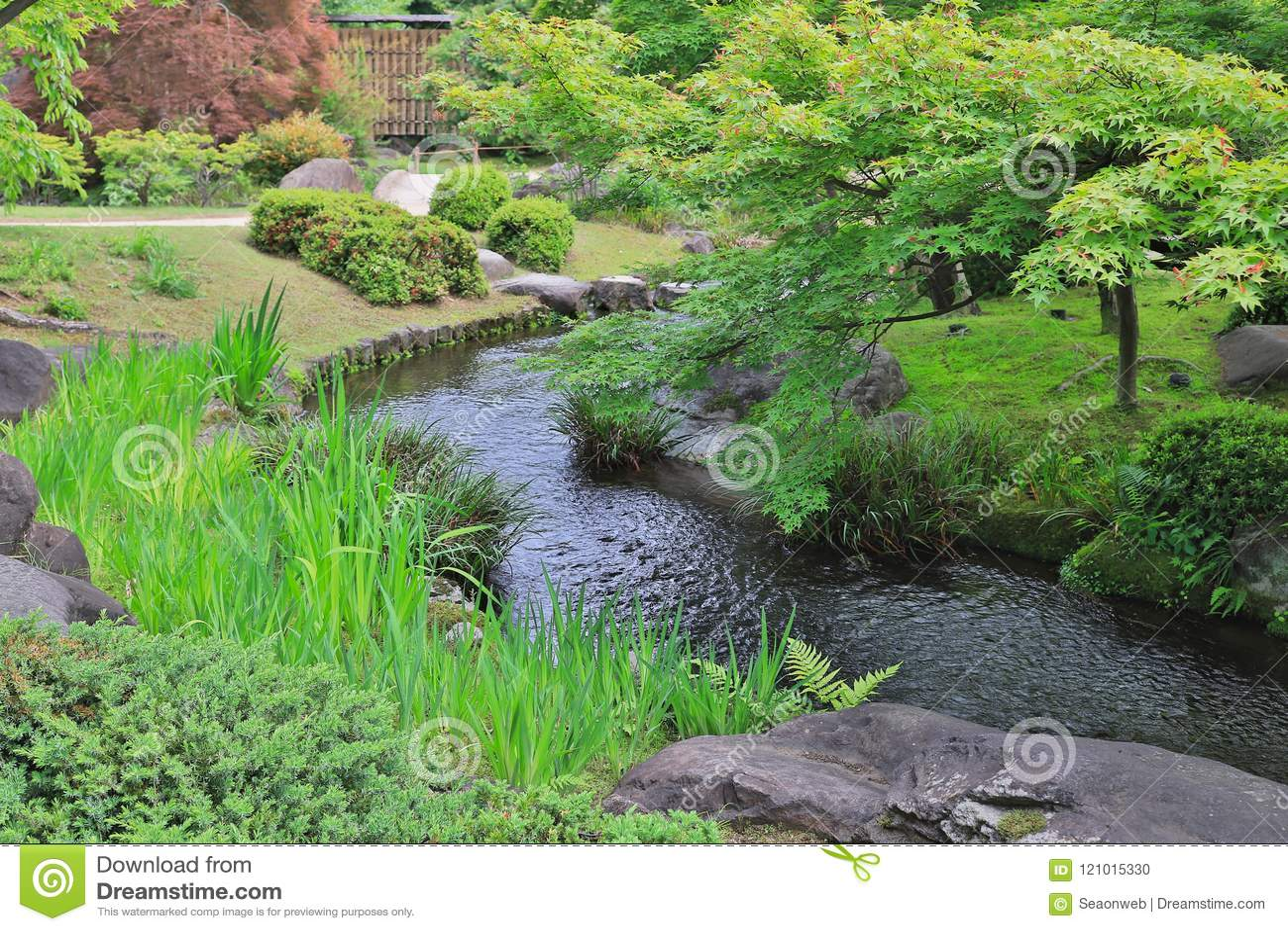 Koko en-Garten in Himeji,