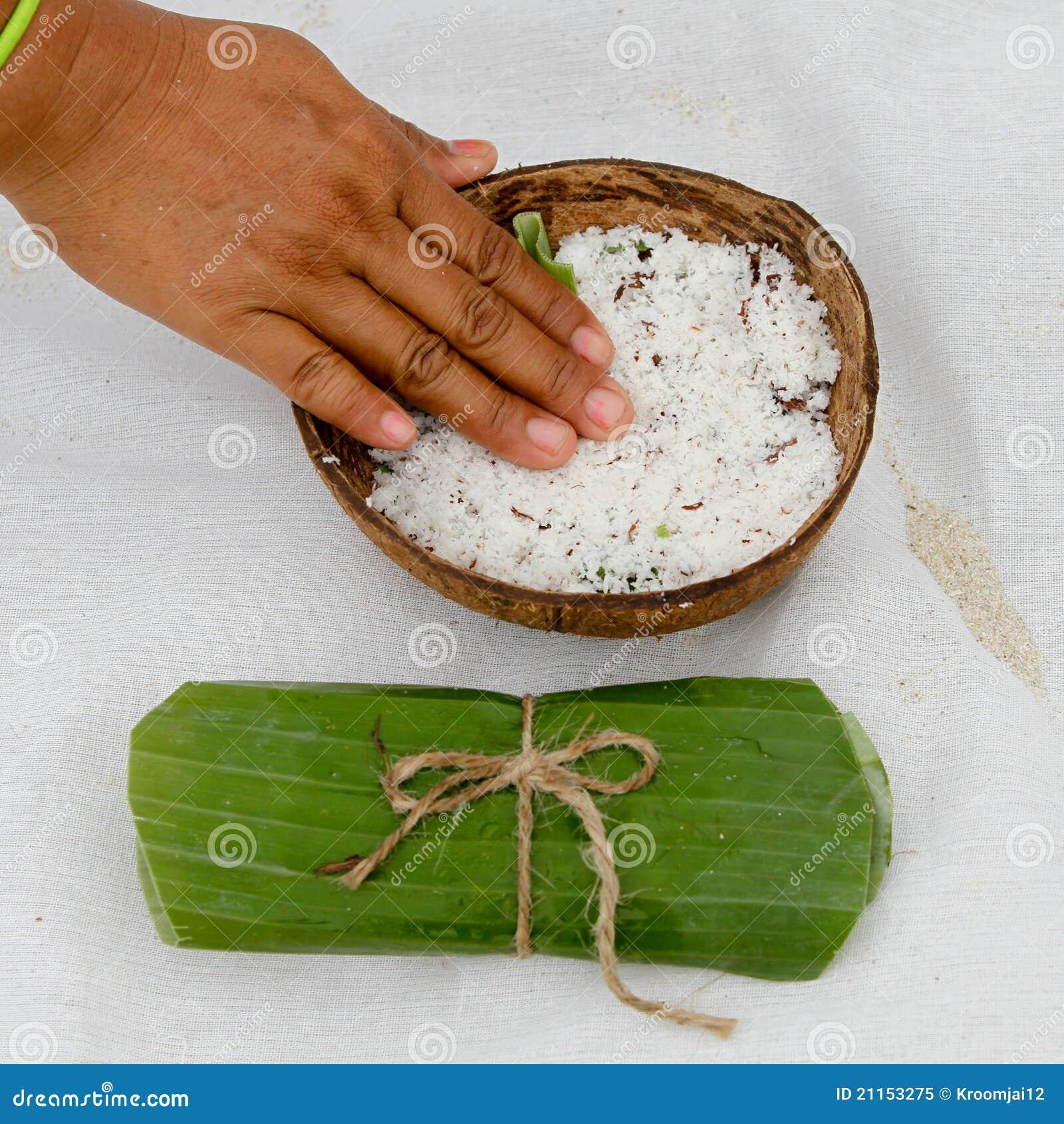 Kokosnötbrunnsort