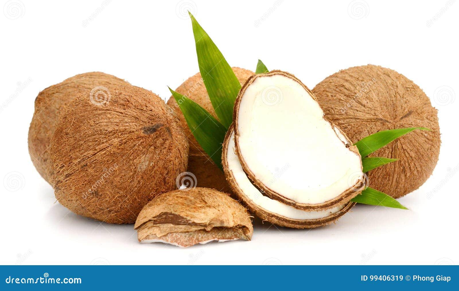 Kokosnuss Stockbild Bild Von Trocknen Haut Prevent 99406319
