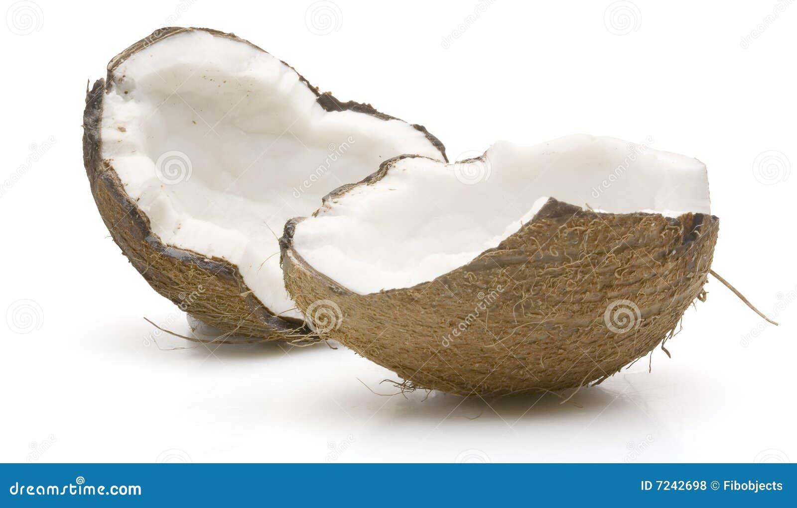 Kokosowa skorupa