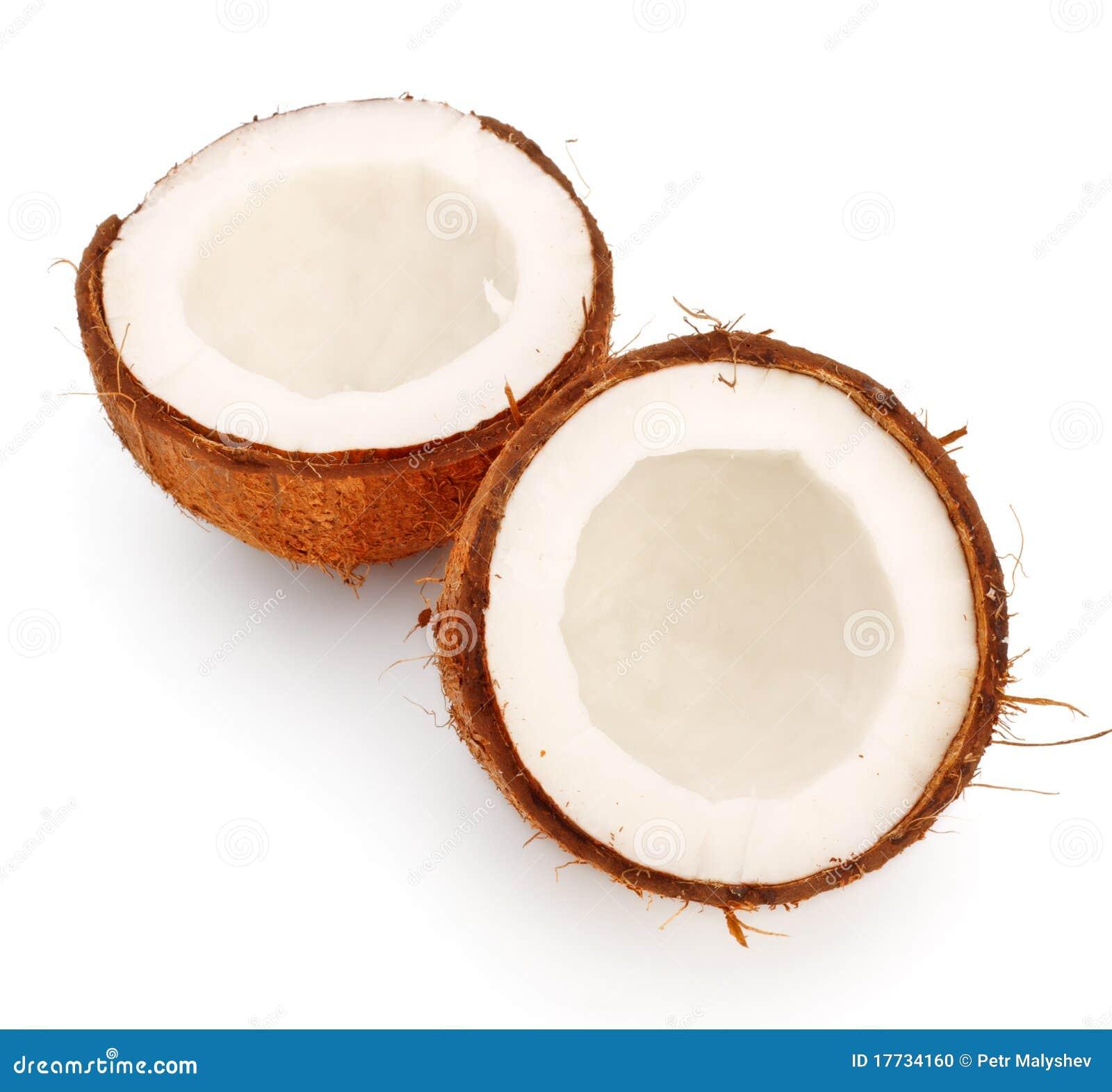 Kokosowe połówki