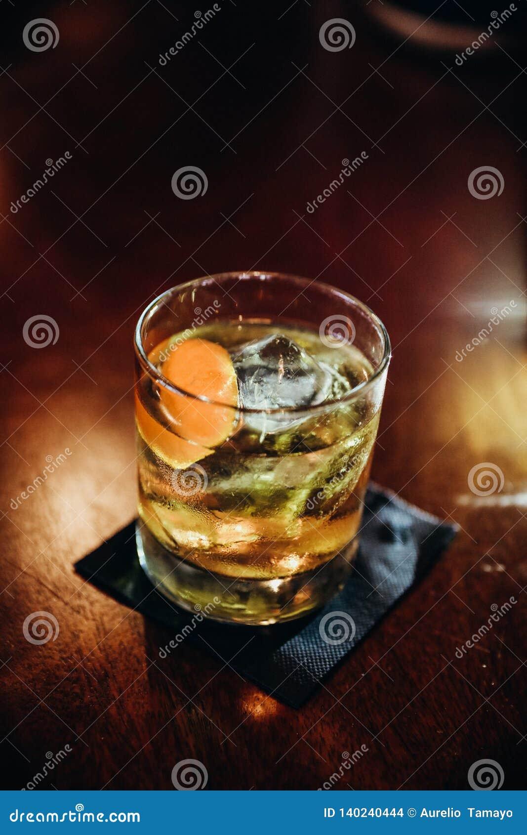 Koktajlu napój w Casco Viejo, Panama, 4 części