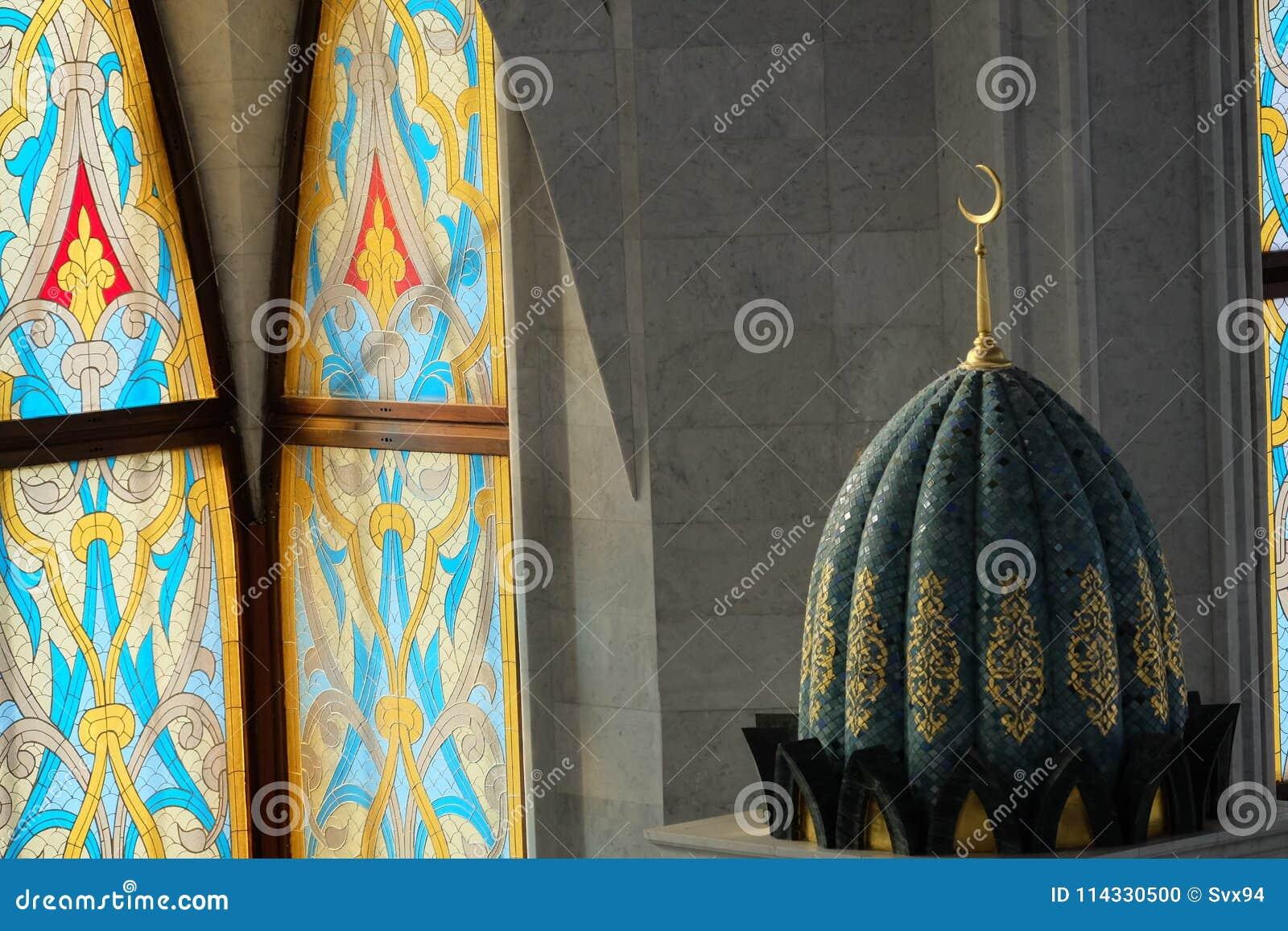 Kol Sharif, Kazan het Kremlin, Kazan Rusland