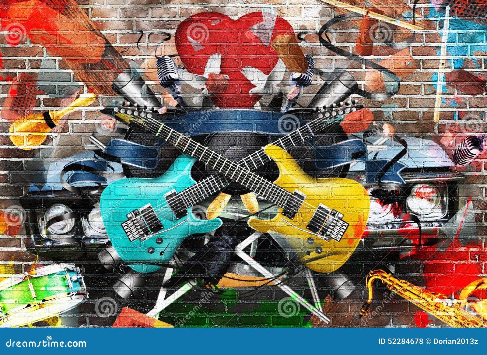 Kolaż muzyka