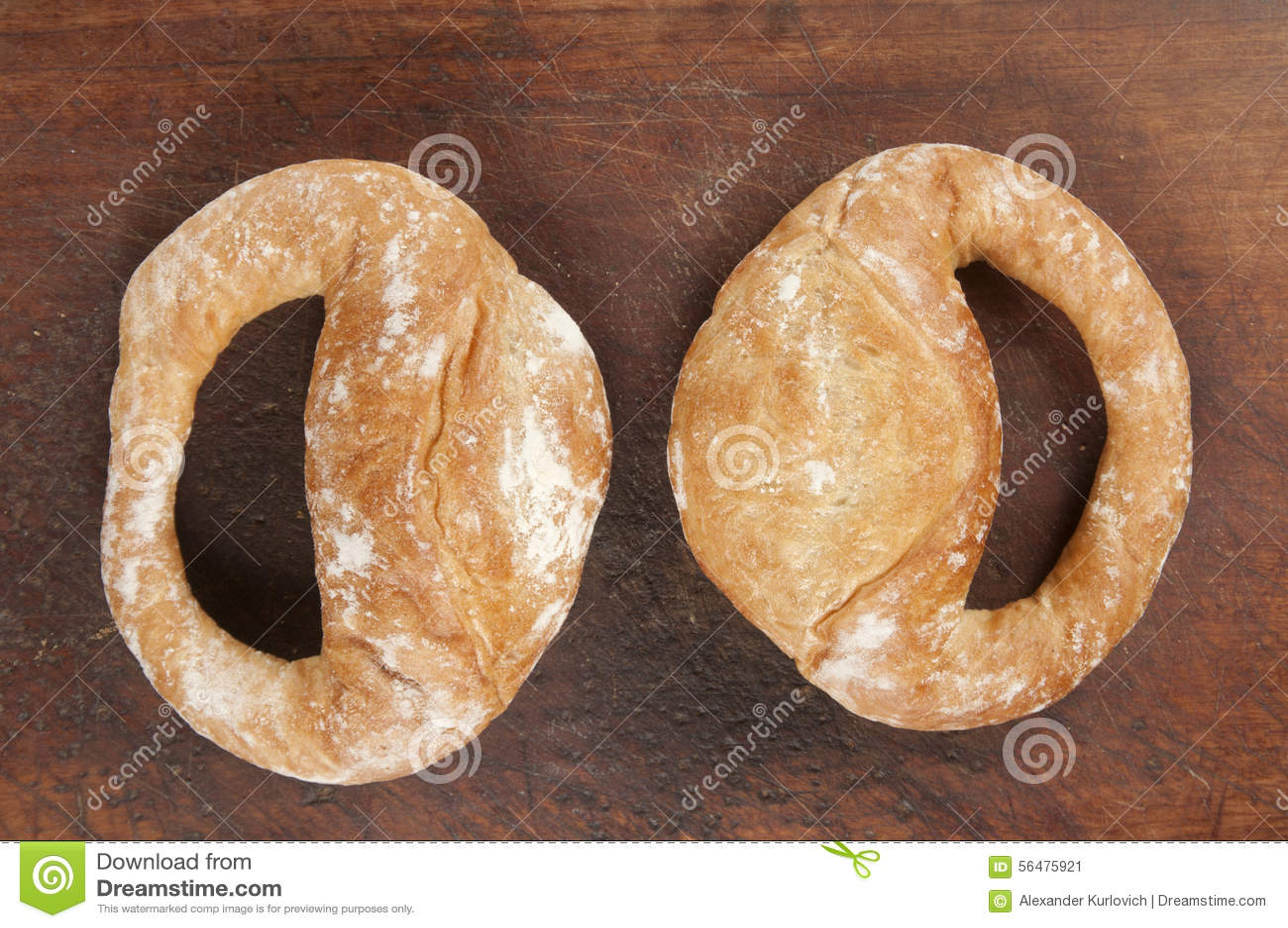 Kolatch - pain russe traditionnel