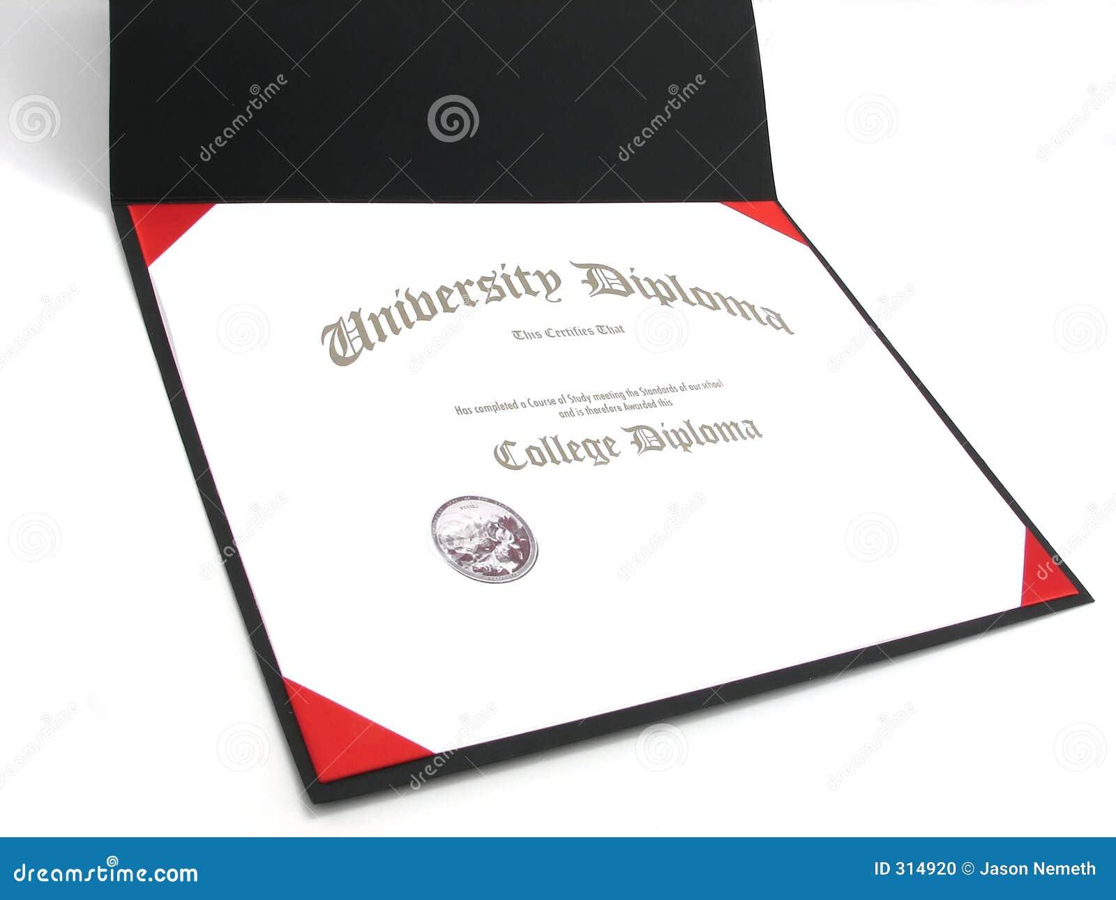 Kolegium dyplomu rama