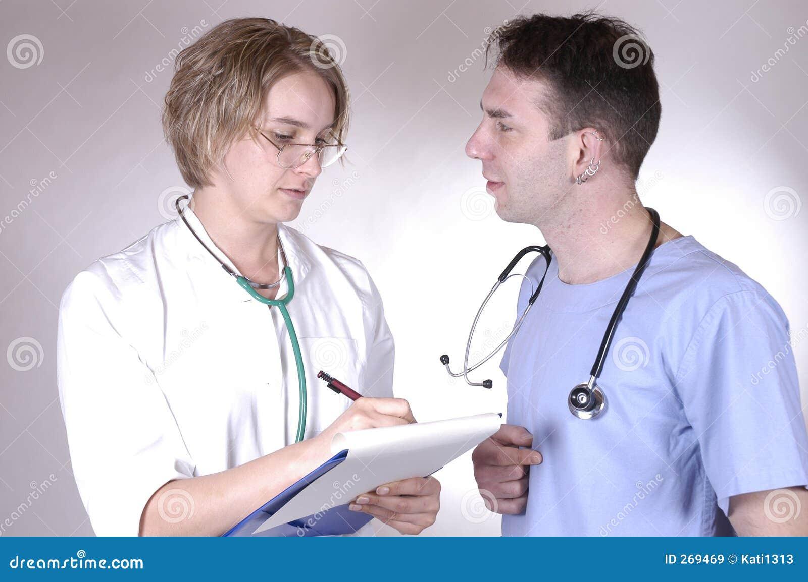 Kolejka jest doktor