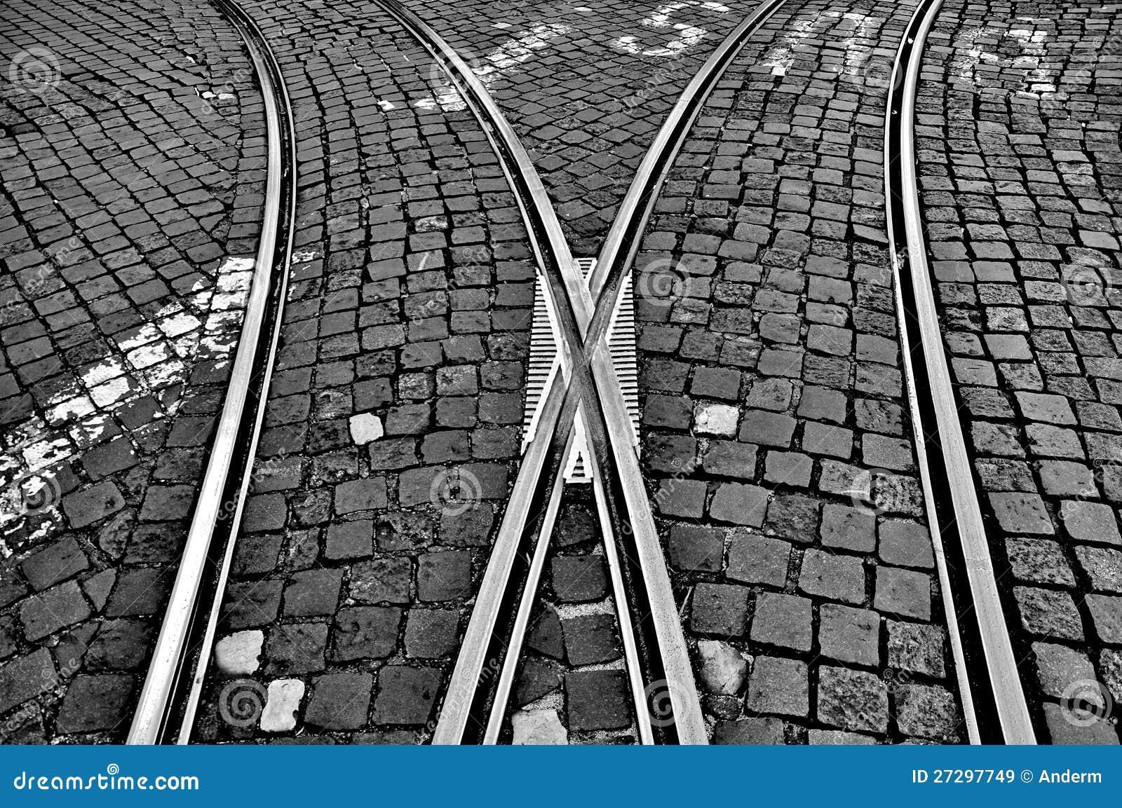 Kolejowy rozdroże