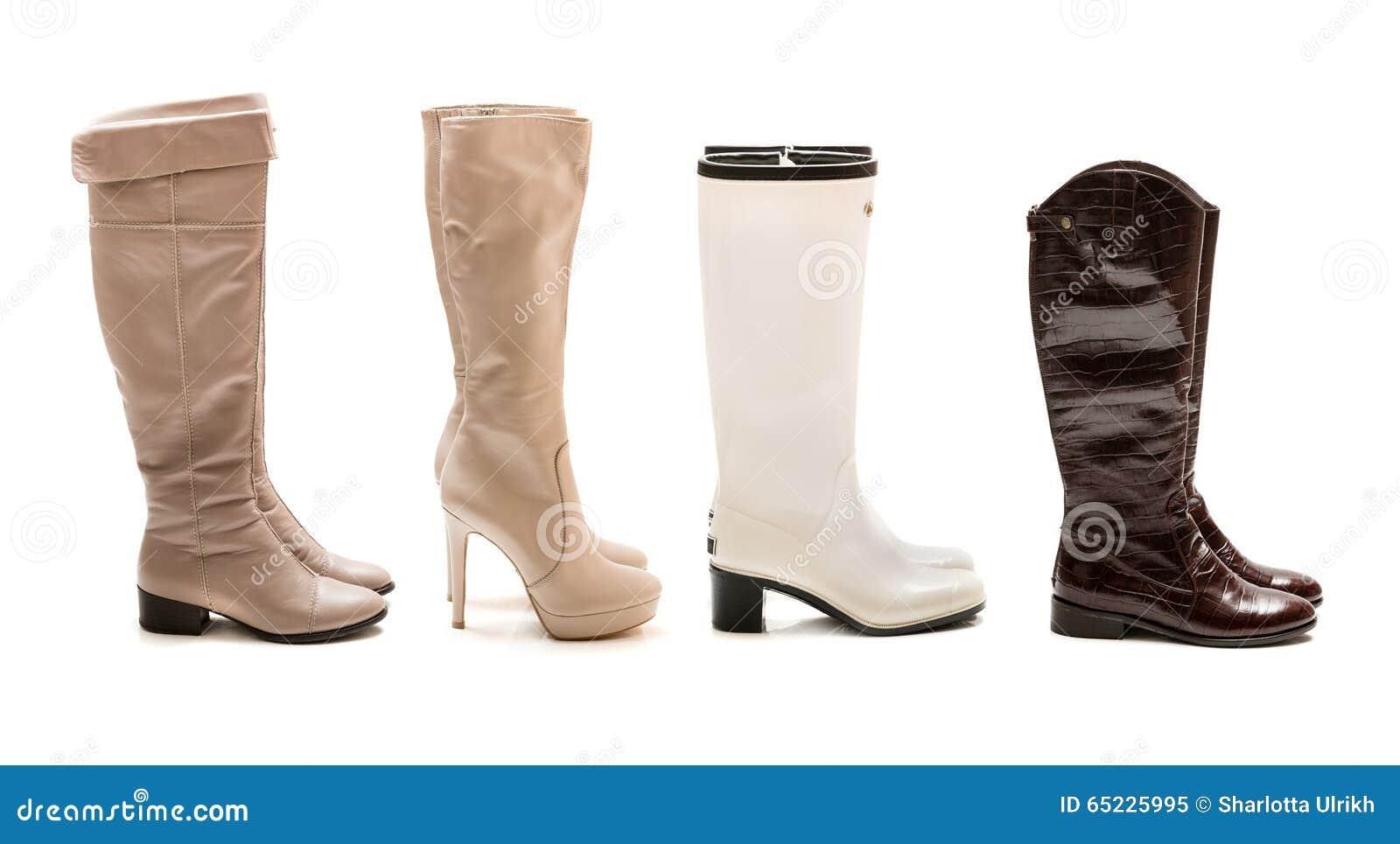 Kolekcja zimy i jesieni buty