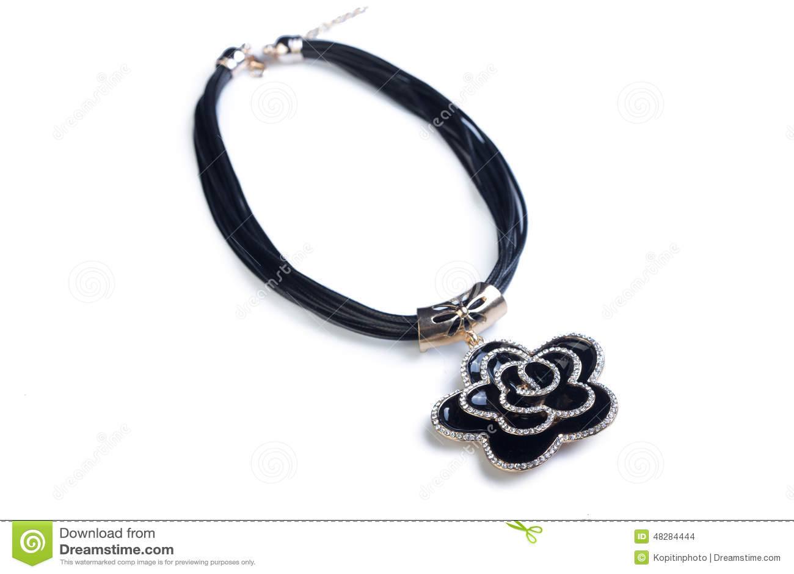 Kolia kwiat czarnego