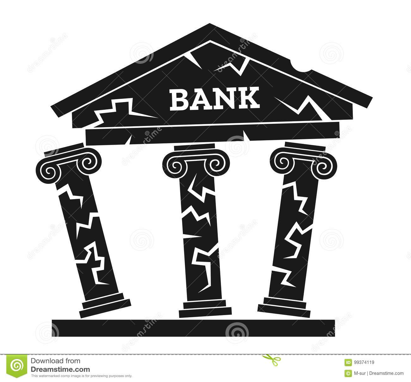 Kollaps av banken