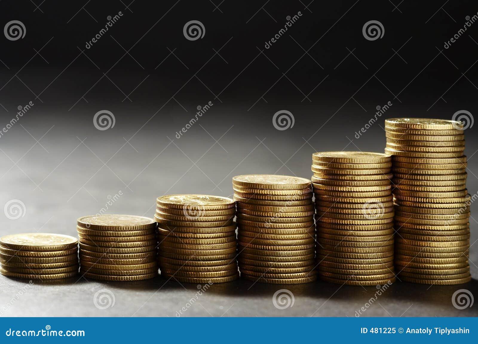 Kolom van geld