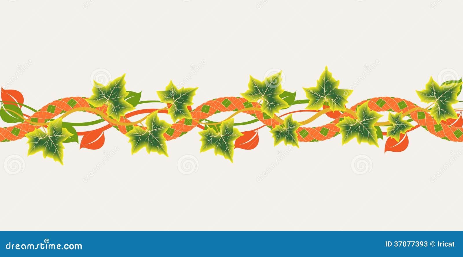 Download Kolorów żółtych liście ilustracja wektor. Ilustracja złożonej z odosobniony - 37077393