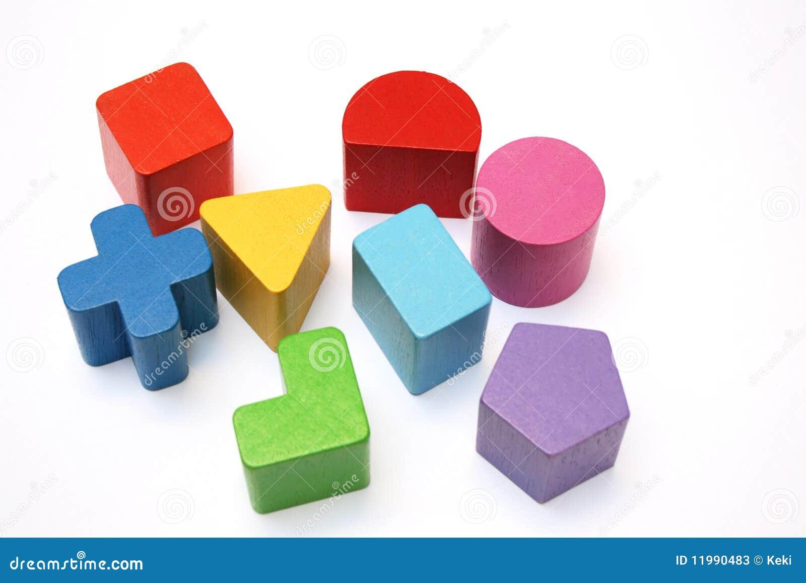 Kolorów kształty