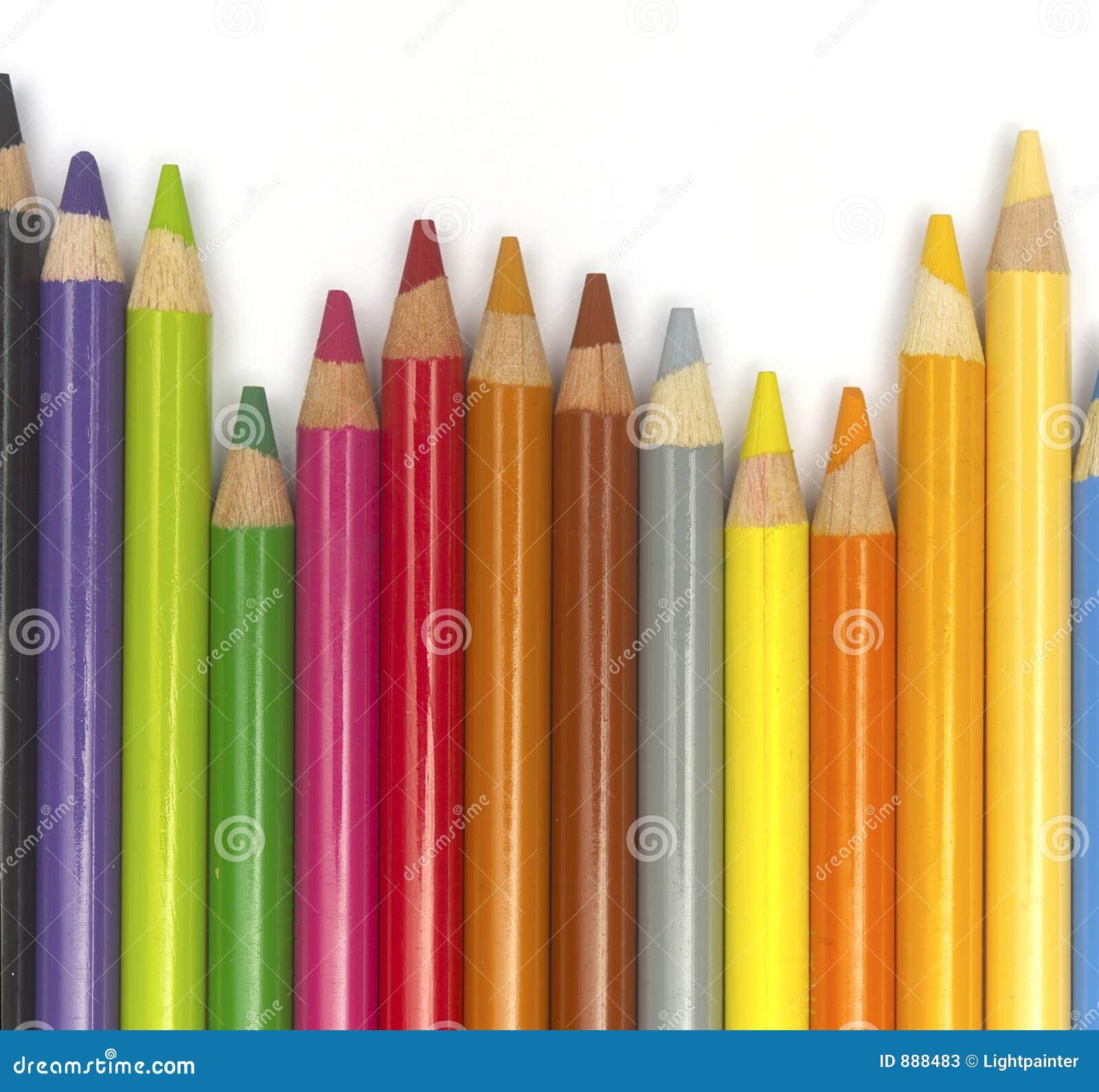 Kolor 2 ołówka