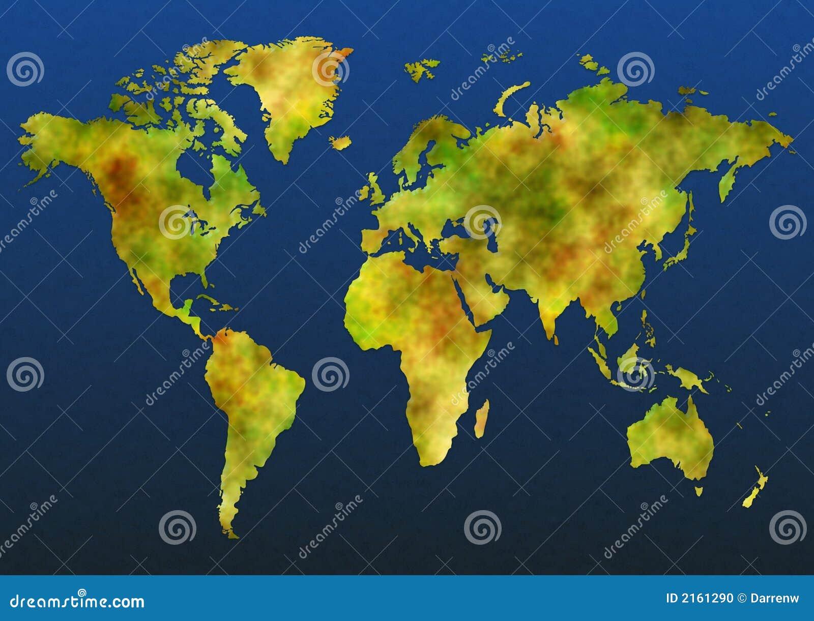 Kolor mapa