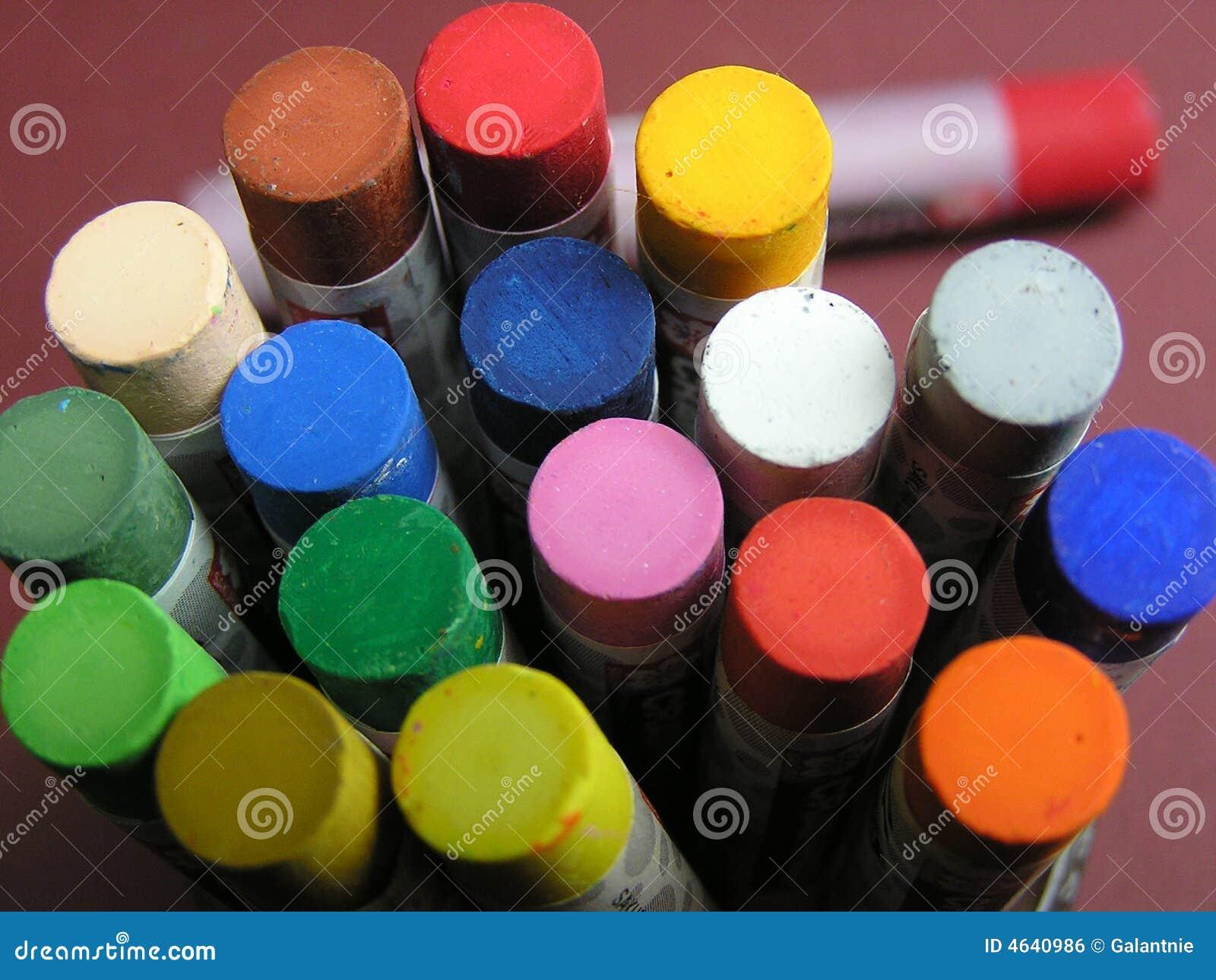 Kolor pastele