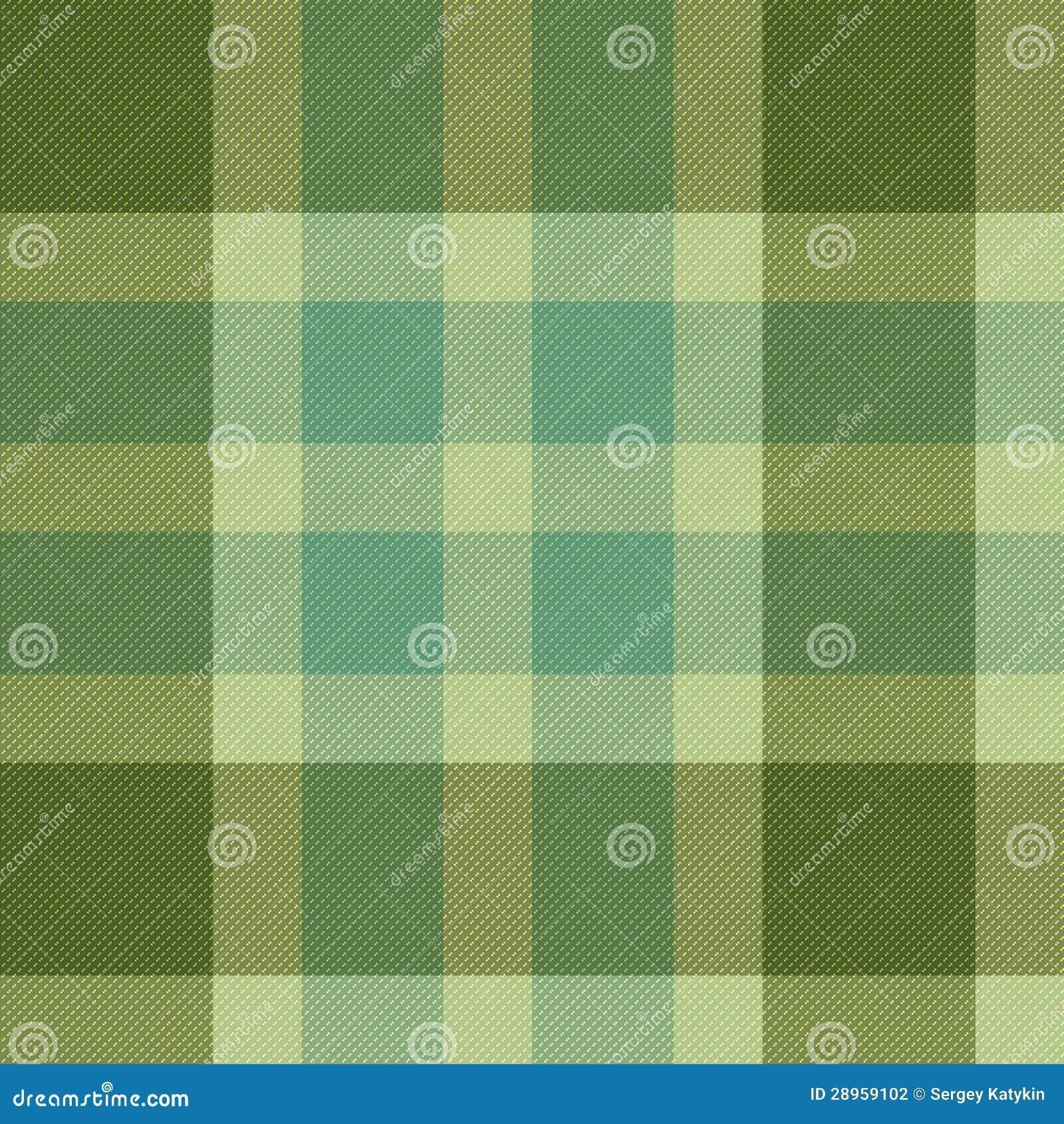 Kolor tkaniny szkocka krata. Bezszwowa wektorowa ilustracja.