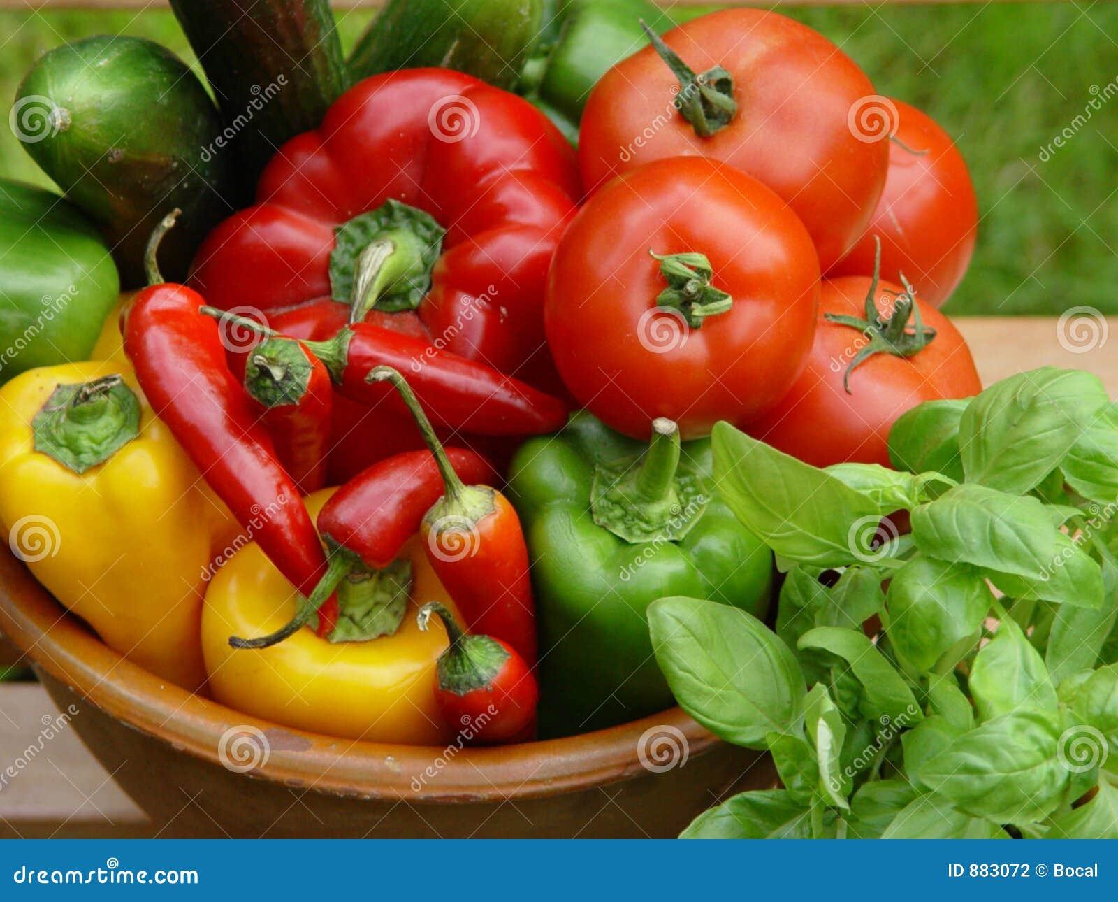 Kolor warzywa