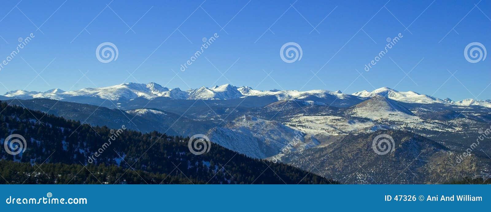 Kolorado-Wildnis