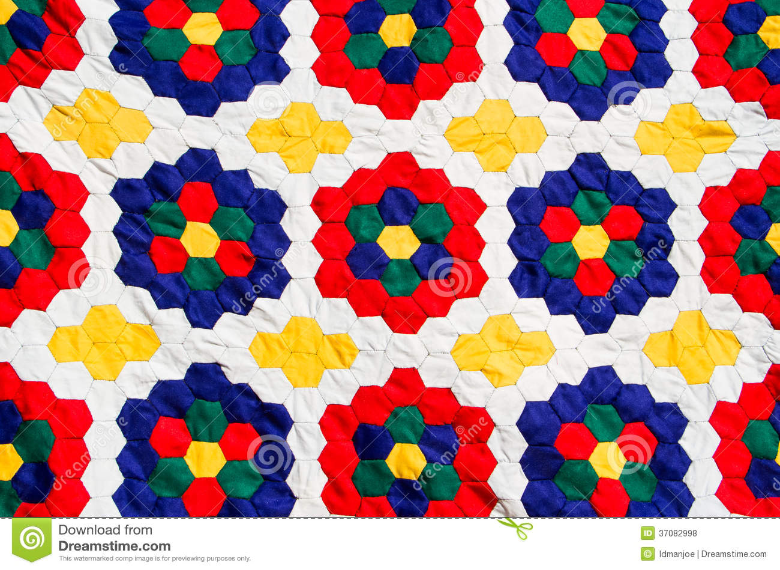 Download Kolorowa handmade tkanina zdjęcie stock. Obraz złożonej z bawełna - 37082998